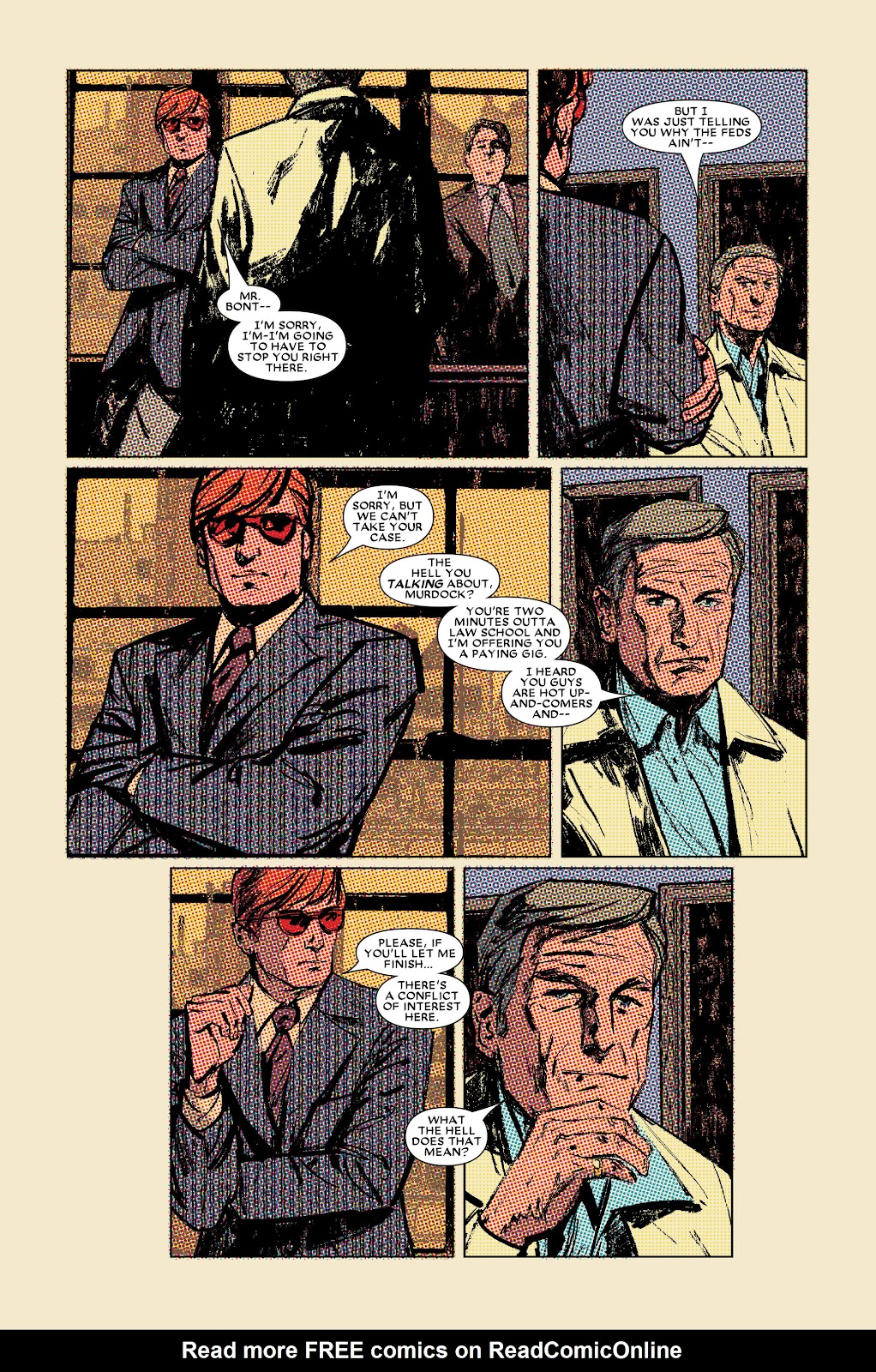 Read online Daredevil (1998) comic -  Issue # _Ultimate_Collection TPB 3 (Part 1) - 40