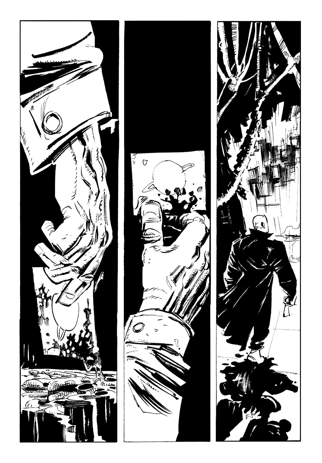 Read online Wrath of God comic -  Issue # _TPB - 24
