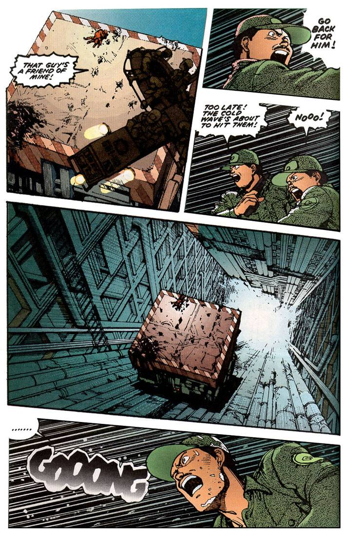 Read online Akira comic -  Issue #11 - 33