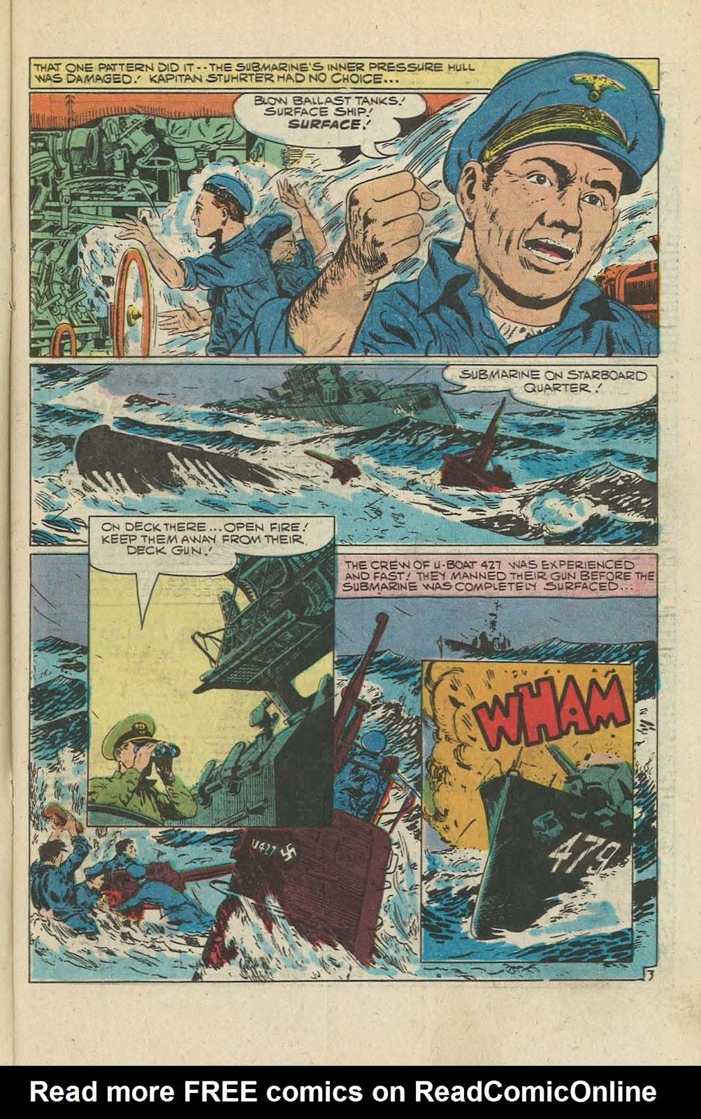 Read online Fightin' Navy comic -  Issue #129 - 5
