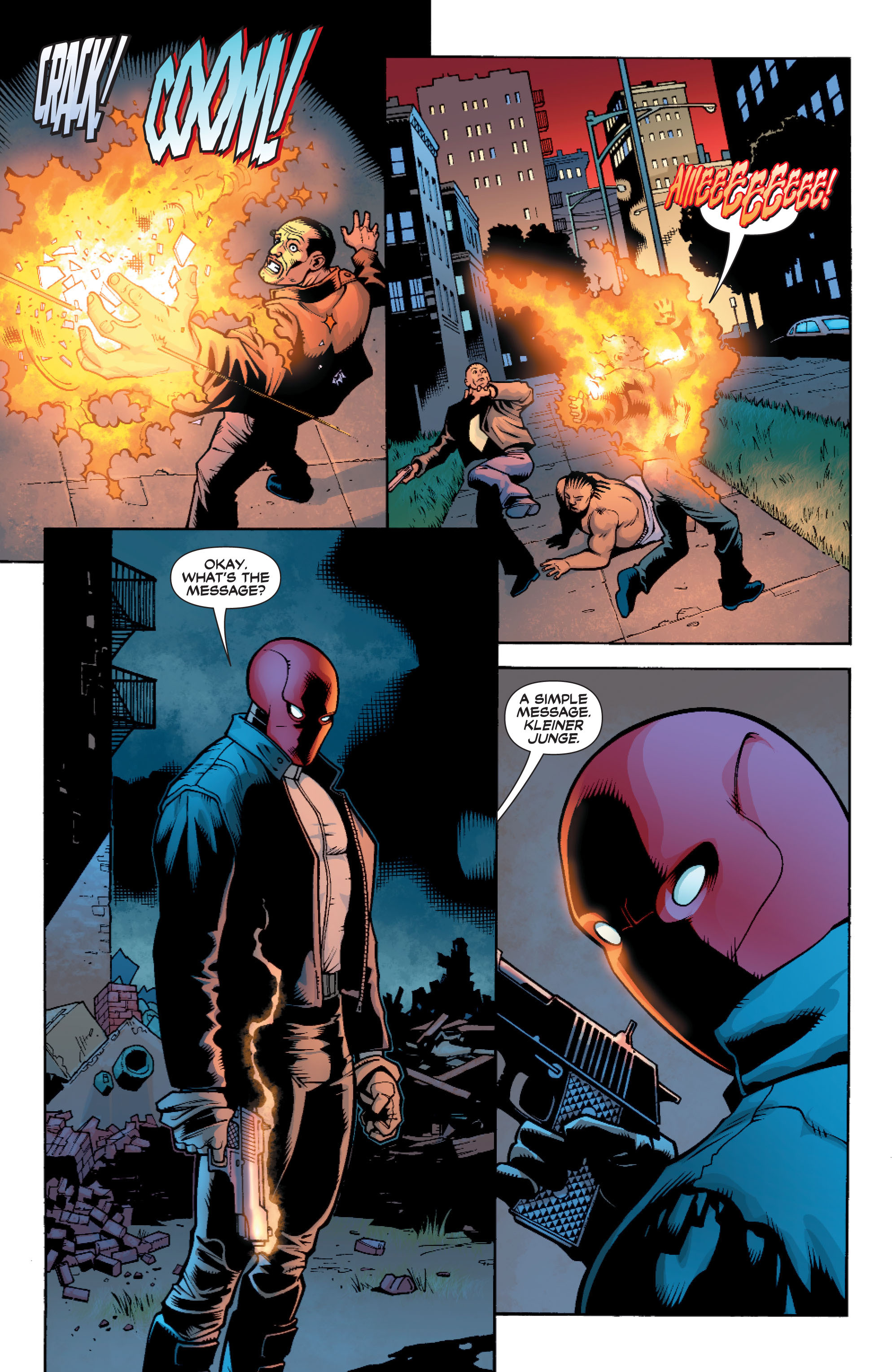 Read online Batman: Under The Red Hood comic -  Issue # Full - 230