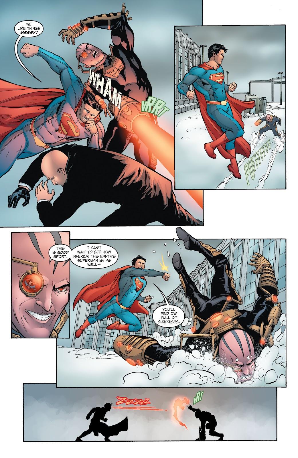 Read online Smallville Season 11 [II] comic -  Issue # TPB 6 - 108
