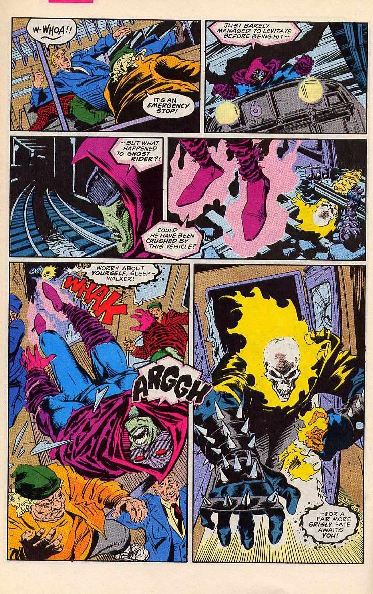 Read online Sleepwalker comic -  Issue #11 - 19