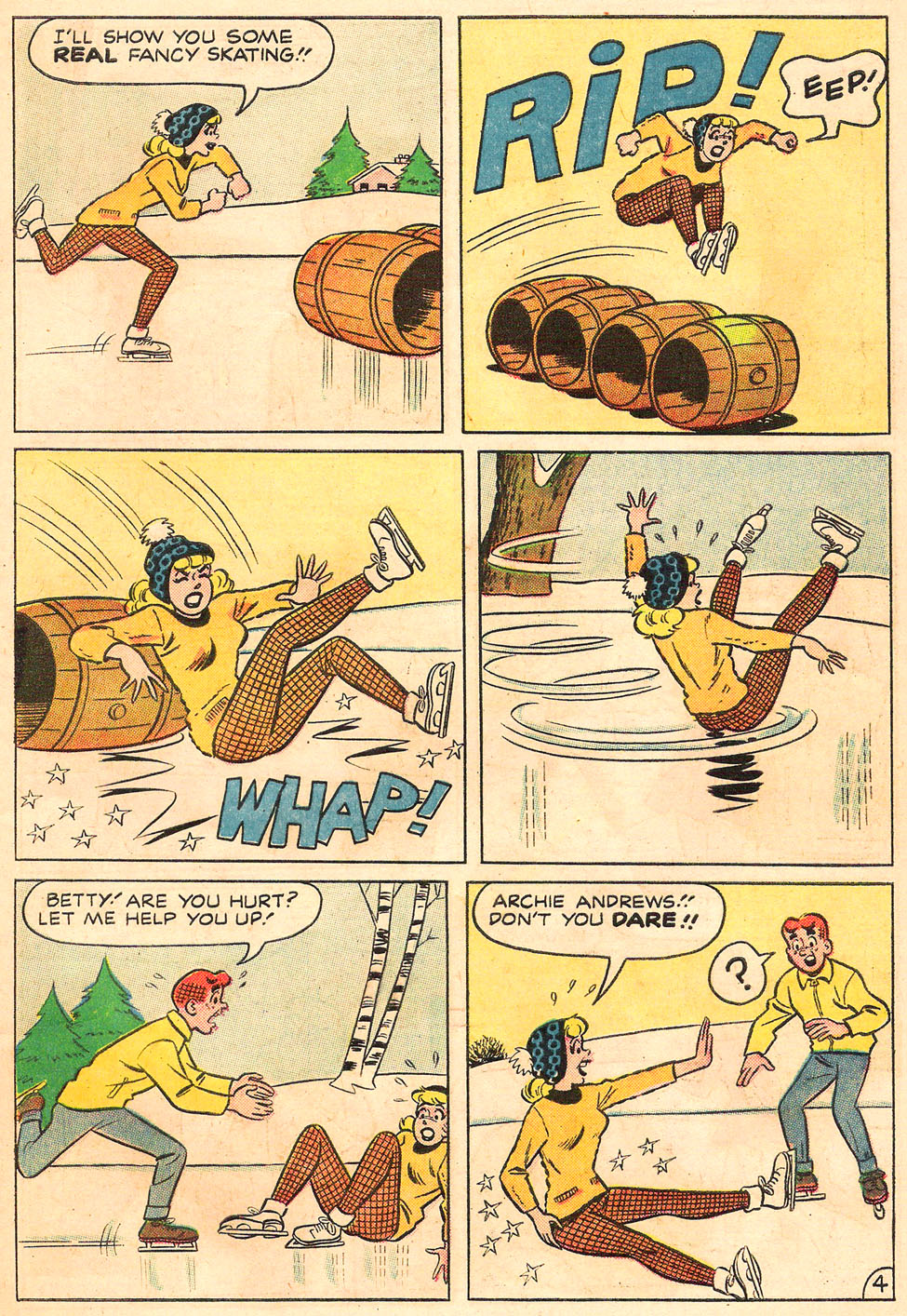 Read online Archie's Girls Betty and Veronica comic -  Issue #98 - 23