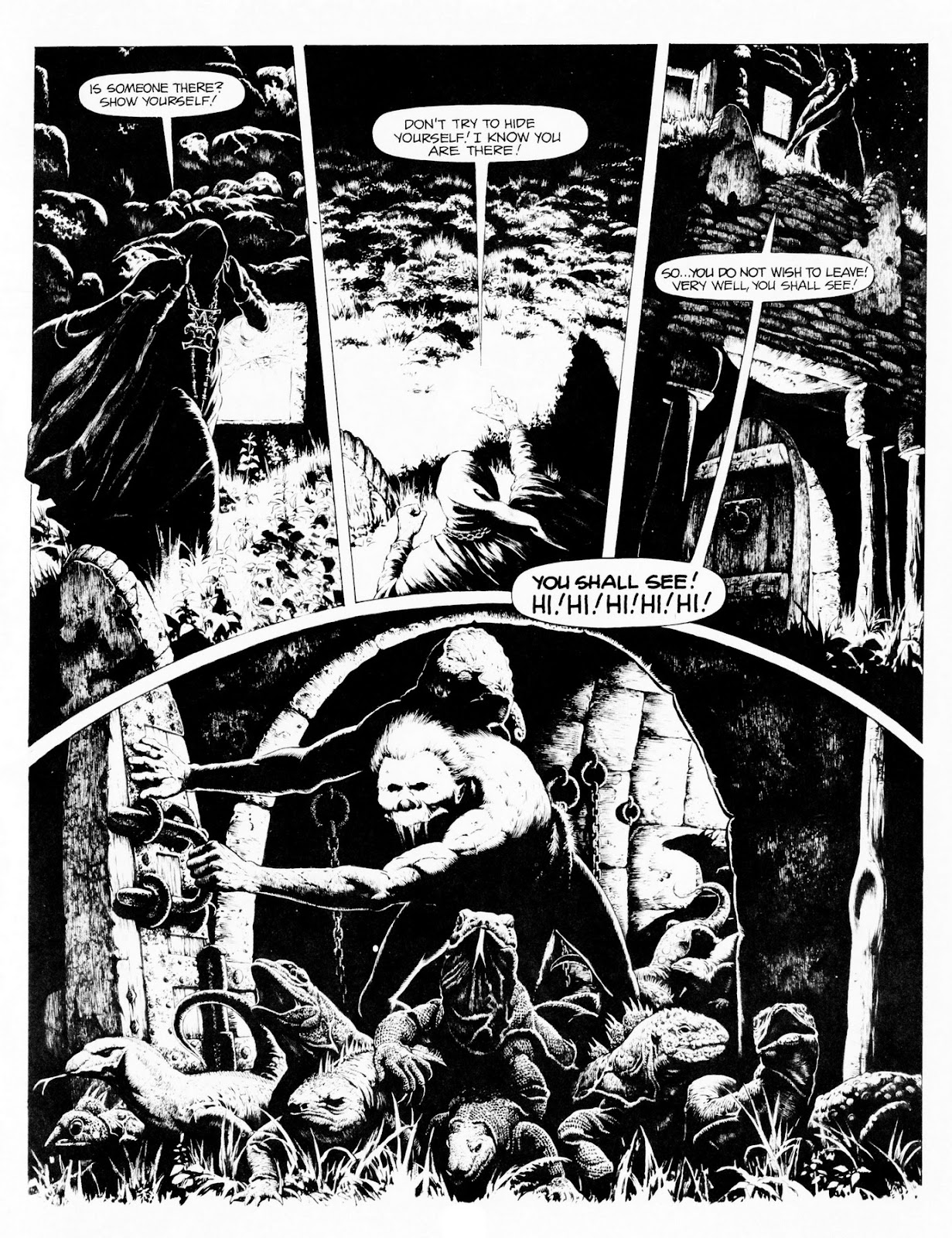 Conquering Armies issue TPB - Page 23