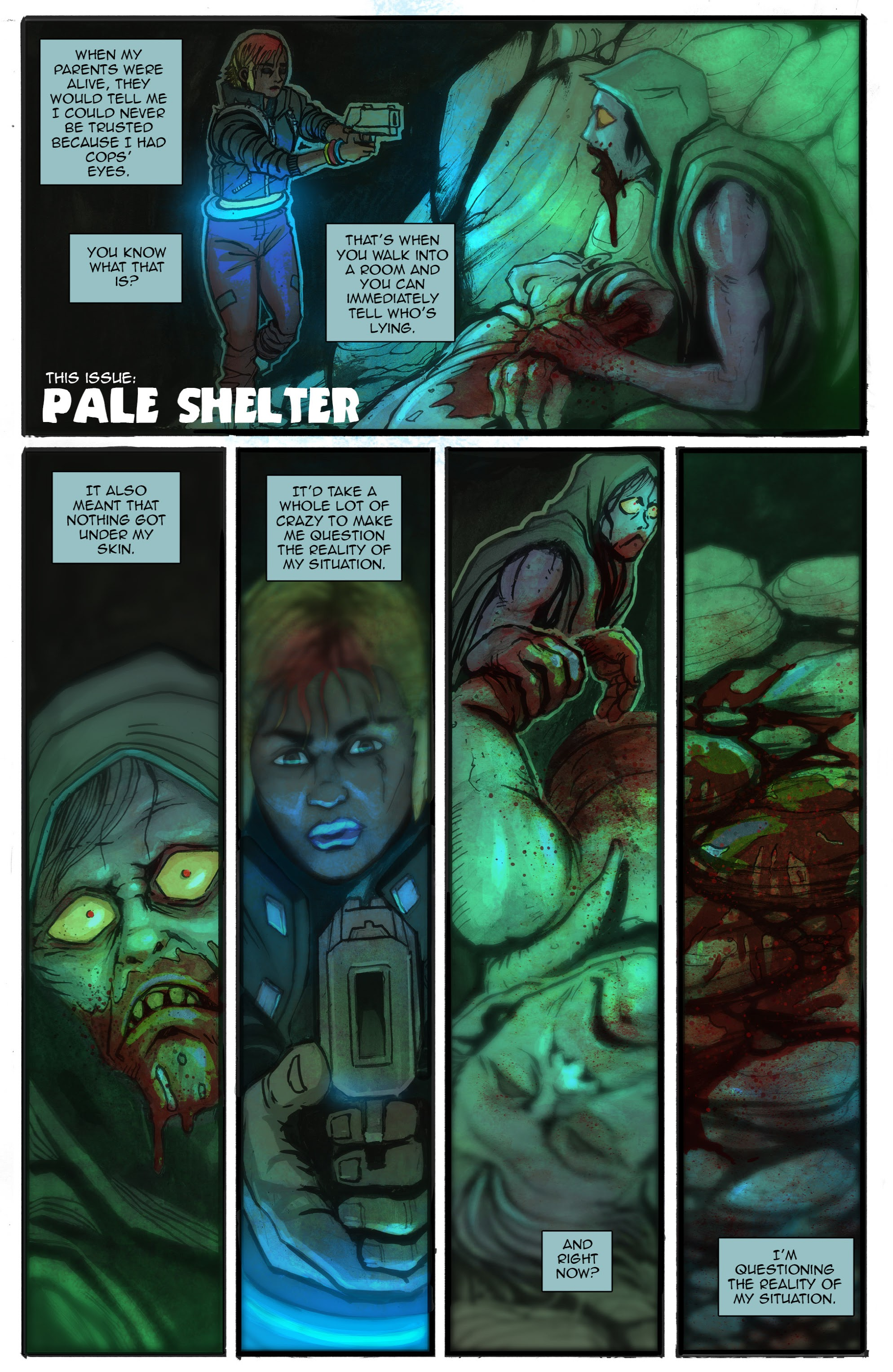 Butcher Queen 2 Page 2