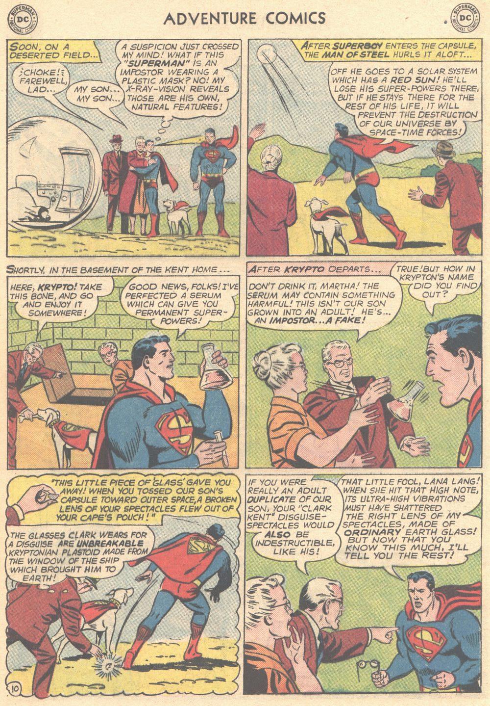 Read online Adventure Comics (1938) comic -  Issue #304 - 13