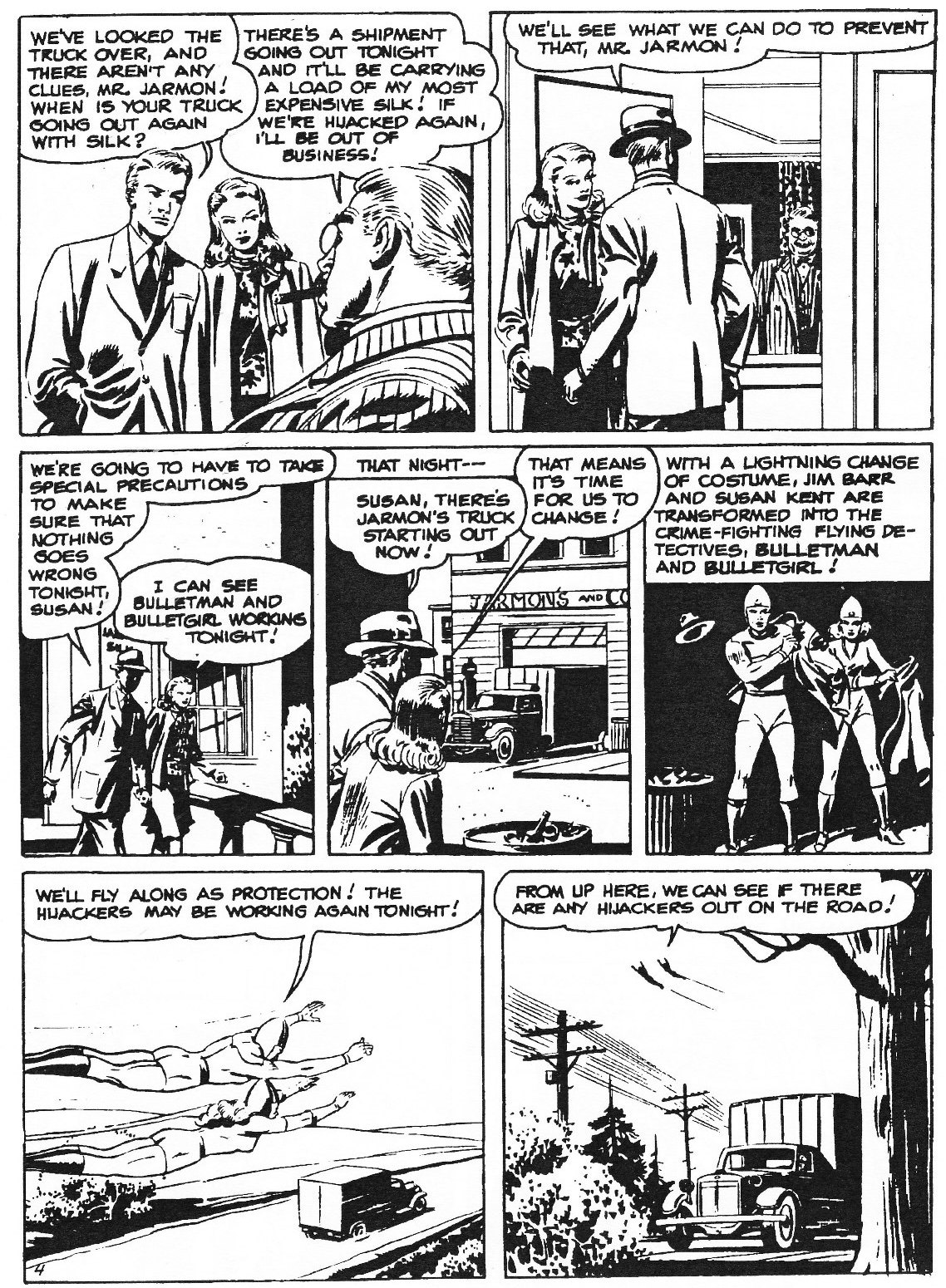 Read online Men of Mystery Comics comic -  Issue #82 - 110