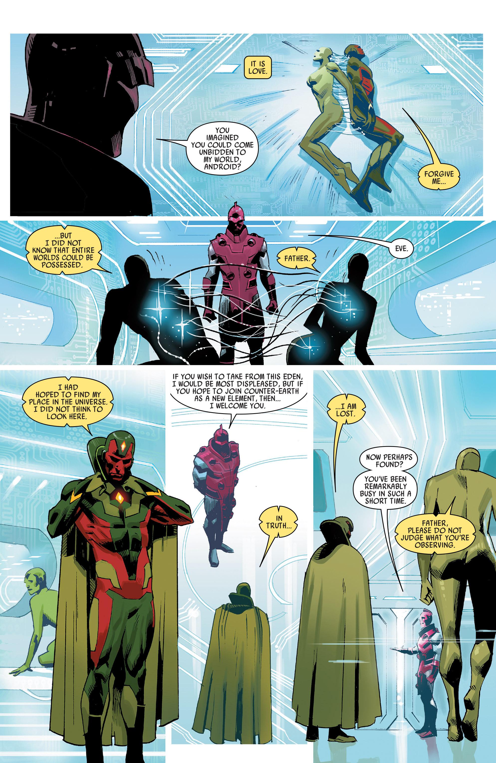Read online Uncanny Avengers [I] comic -  Issue #3 - 6