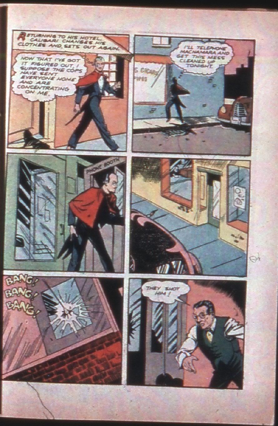 Read online Super-Magician Comics comic -  Issue #7 - 44