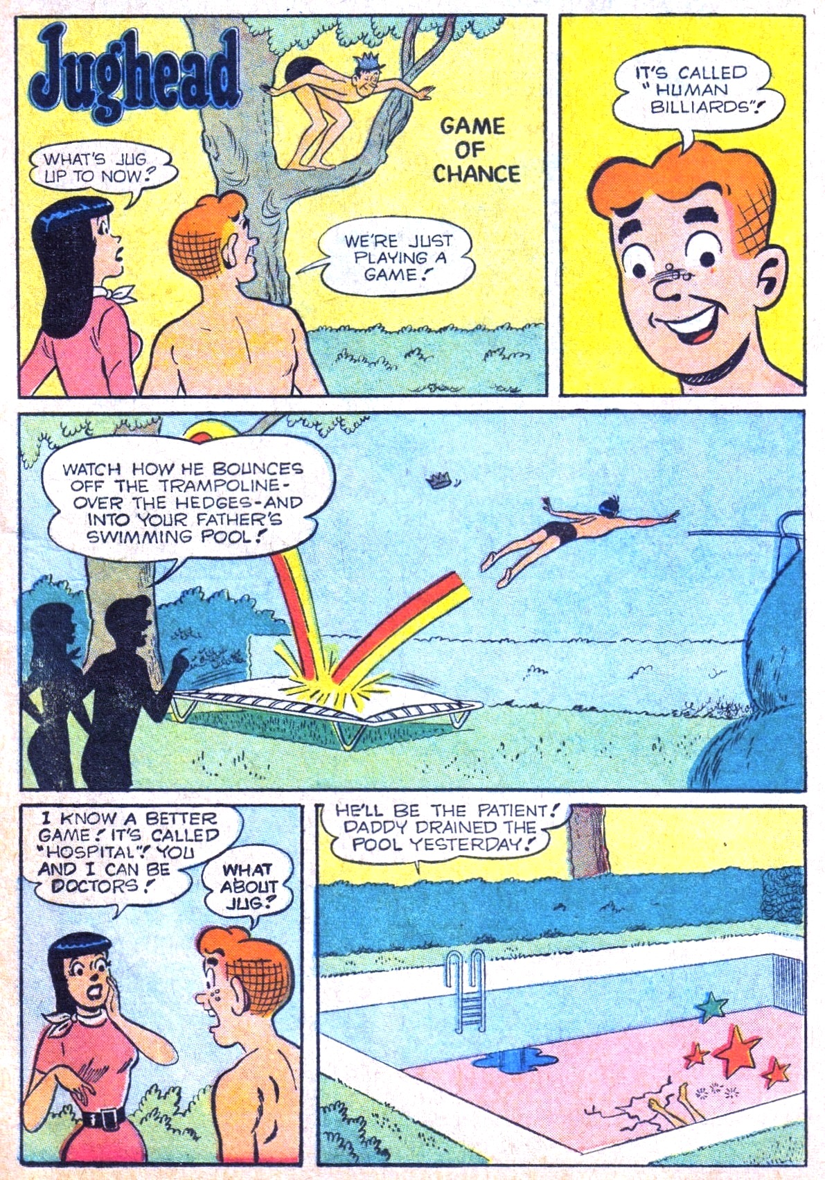 Read online Archie (1960) comic -  Issue #120 - 11