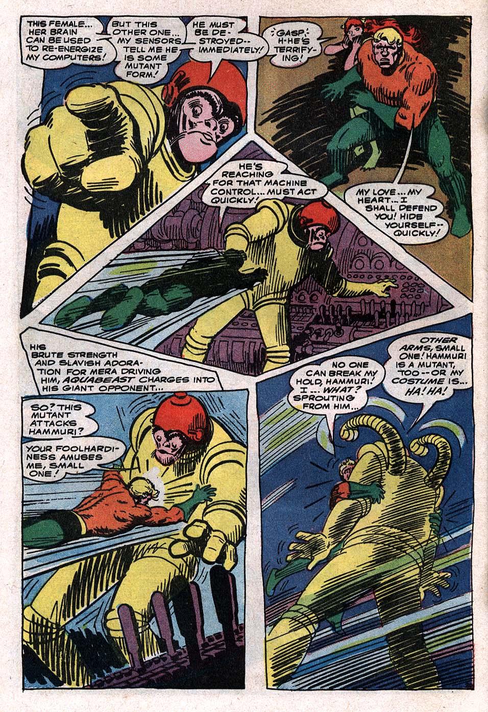 Read online Aquaman (1962) comic -  Issue #34 - 28