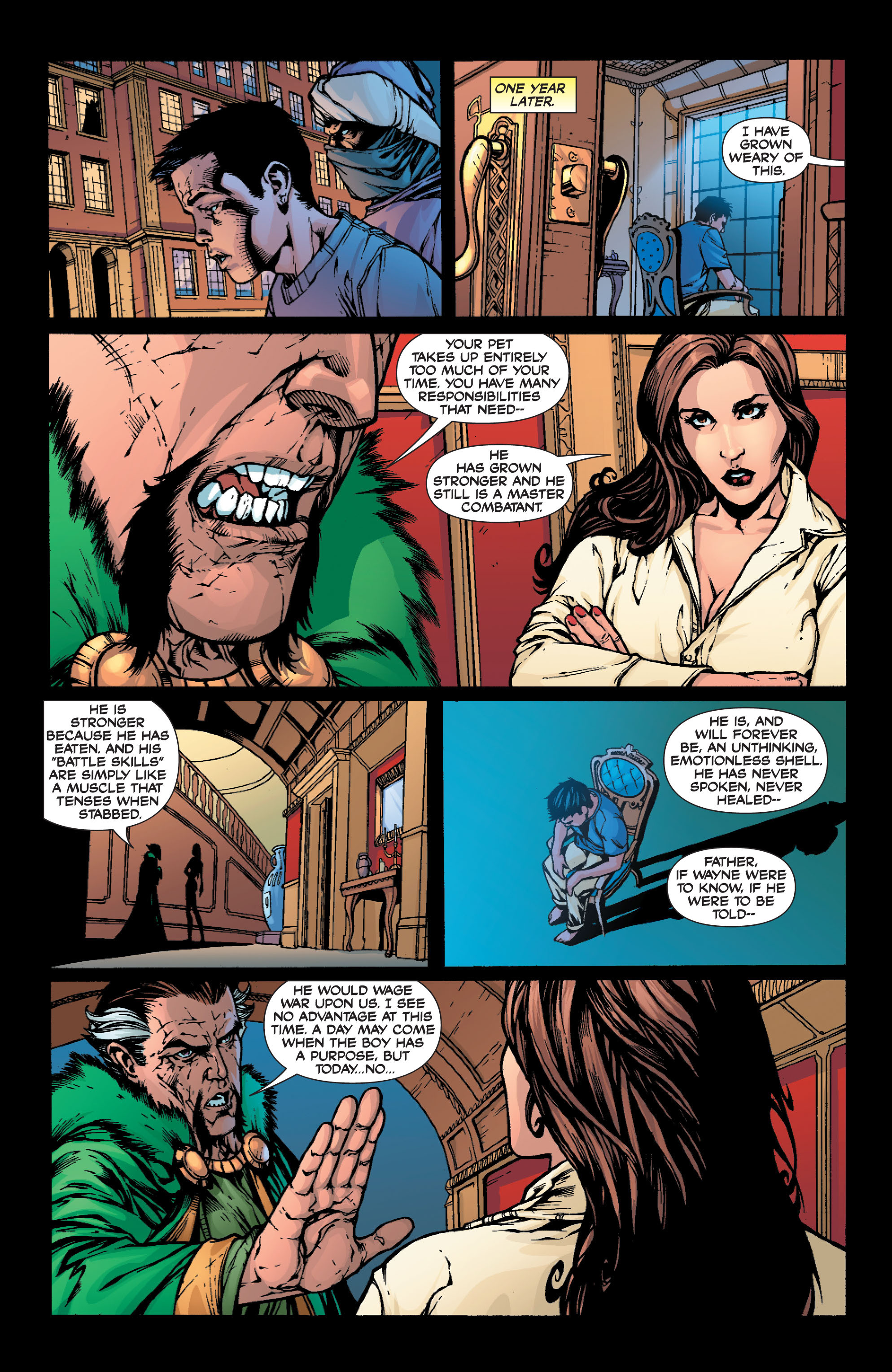 Read online Batman: Under The Red Hood comic -  Issue # Full - 343