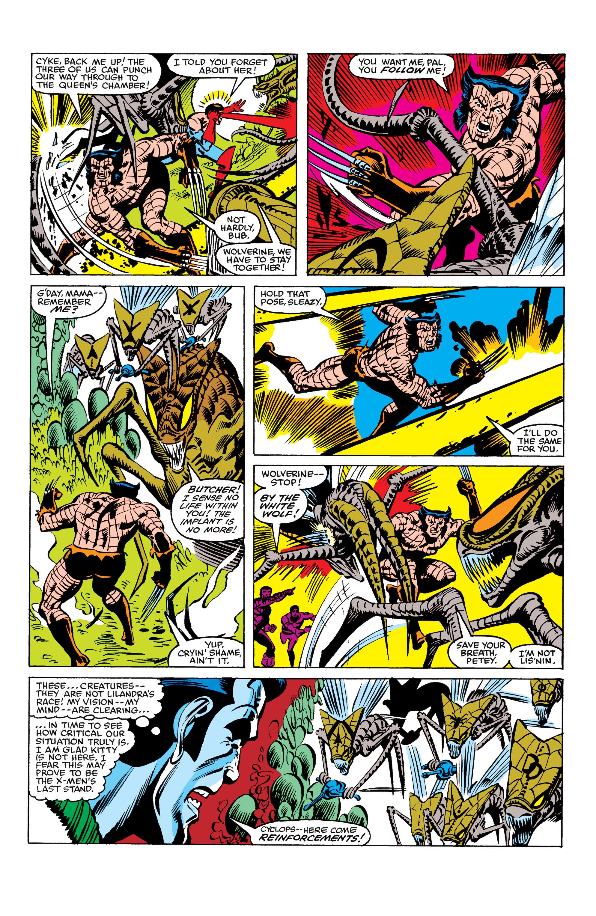Read online Uncanny X-Men (1963) comic -  Issue #163 - 16