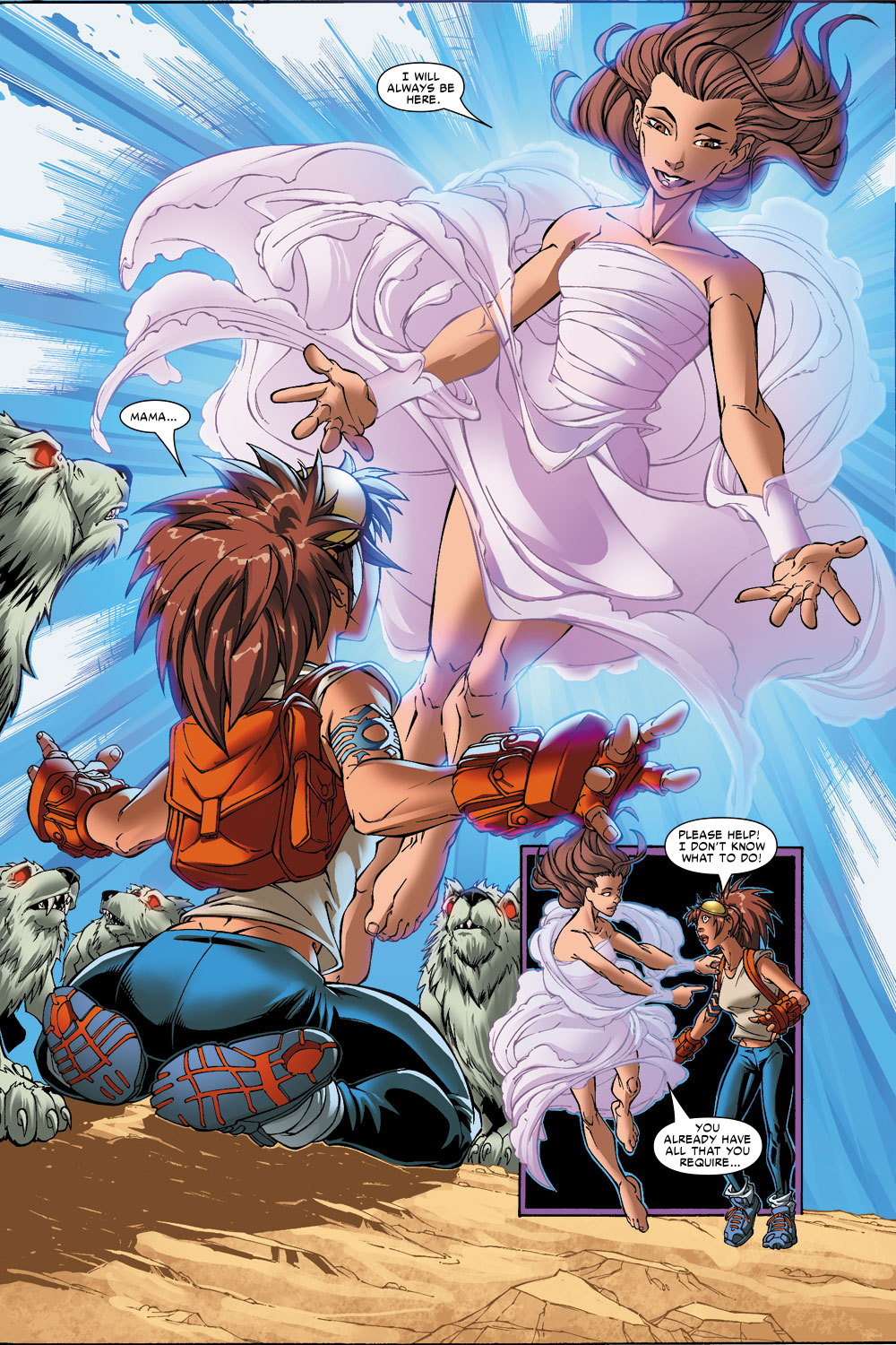 Read online Amazing Fantasy (2004) comic -  Issue #5 - 12