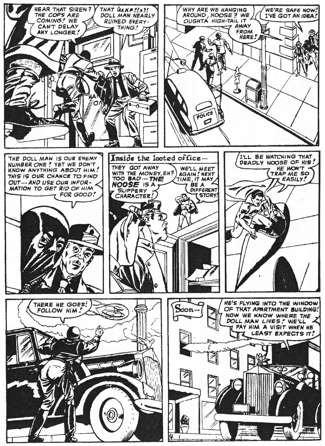 Read online Men of Mystery Comics comic -  Issue #81 - 7