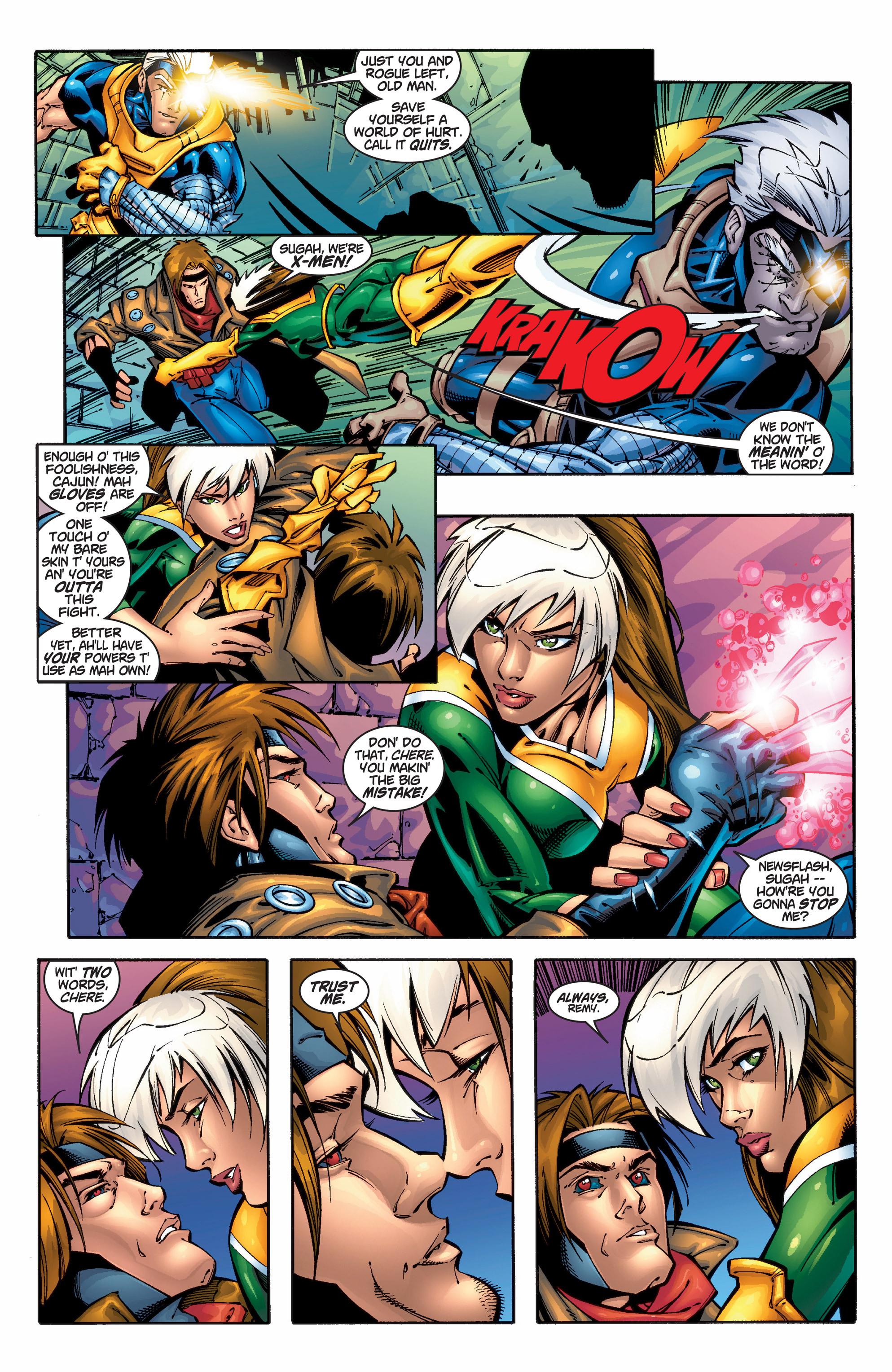 Read online Uncanny X-Men (1963) comic -  Issue #385 - 13