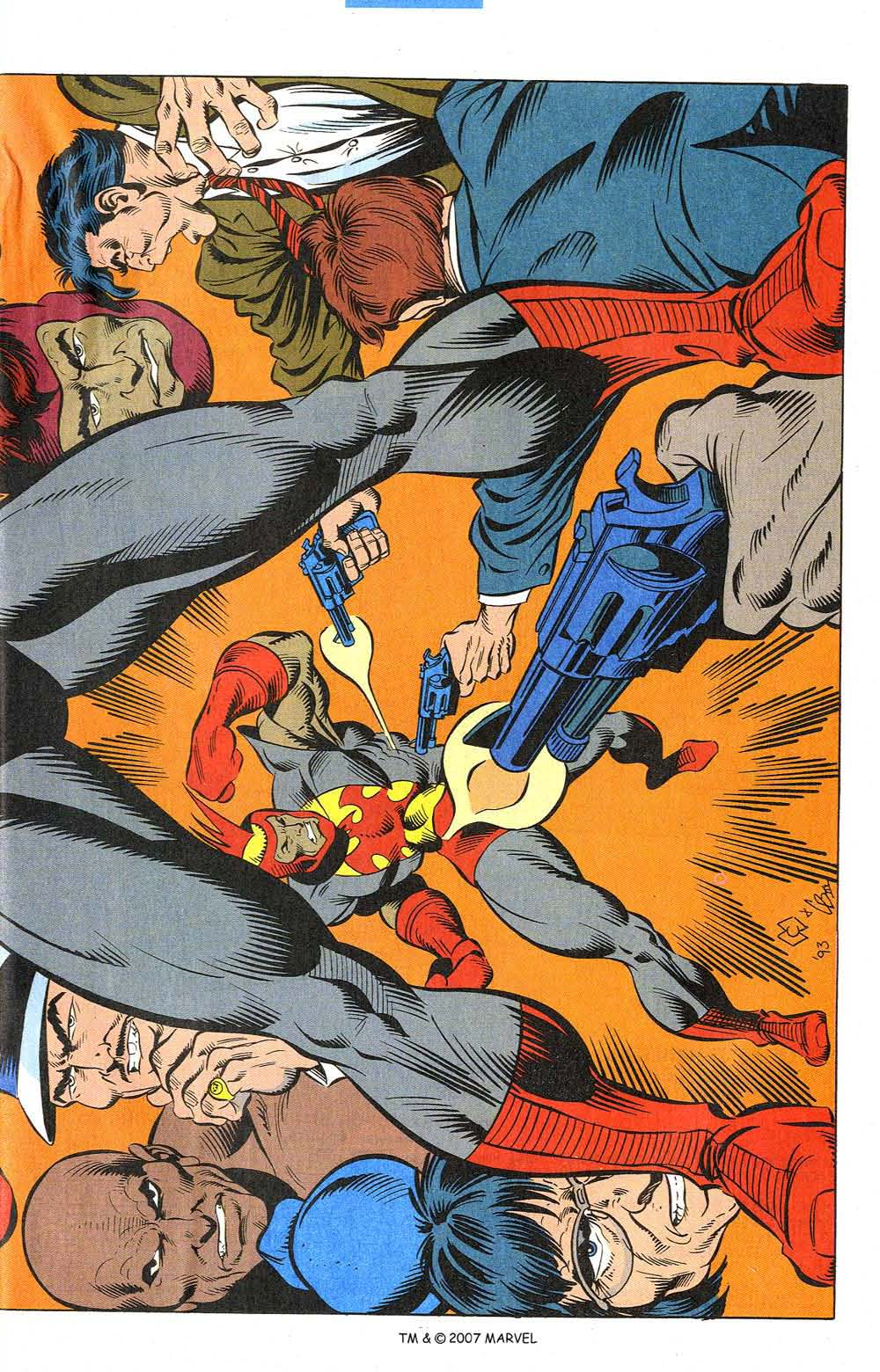 Read online Captain America (1968) comic -  Issue # _Annual 12 - 65