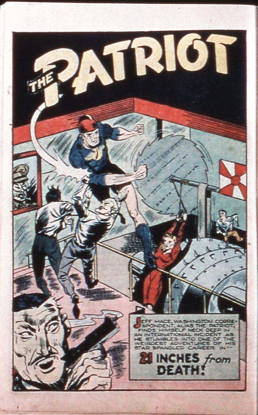 Marvel Mystery Comics (1939) issue 64 - Page 36