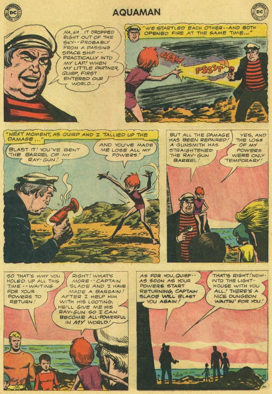 Read online Aquaman (1962) comic -  Issue #6 - 28