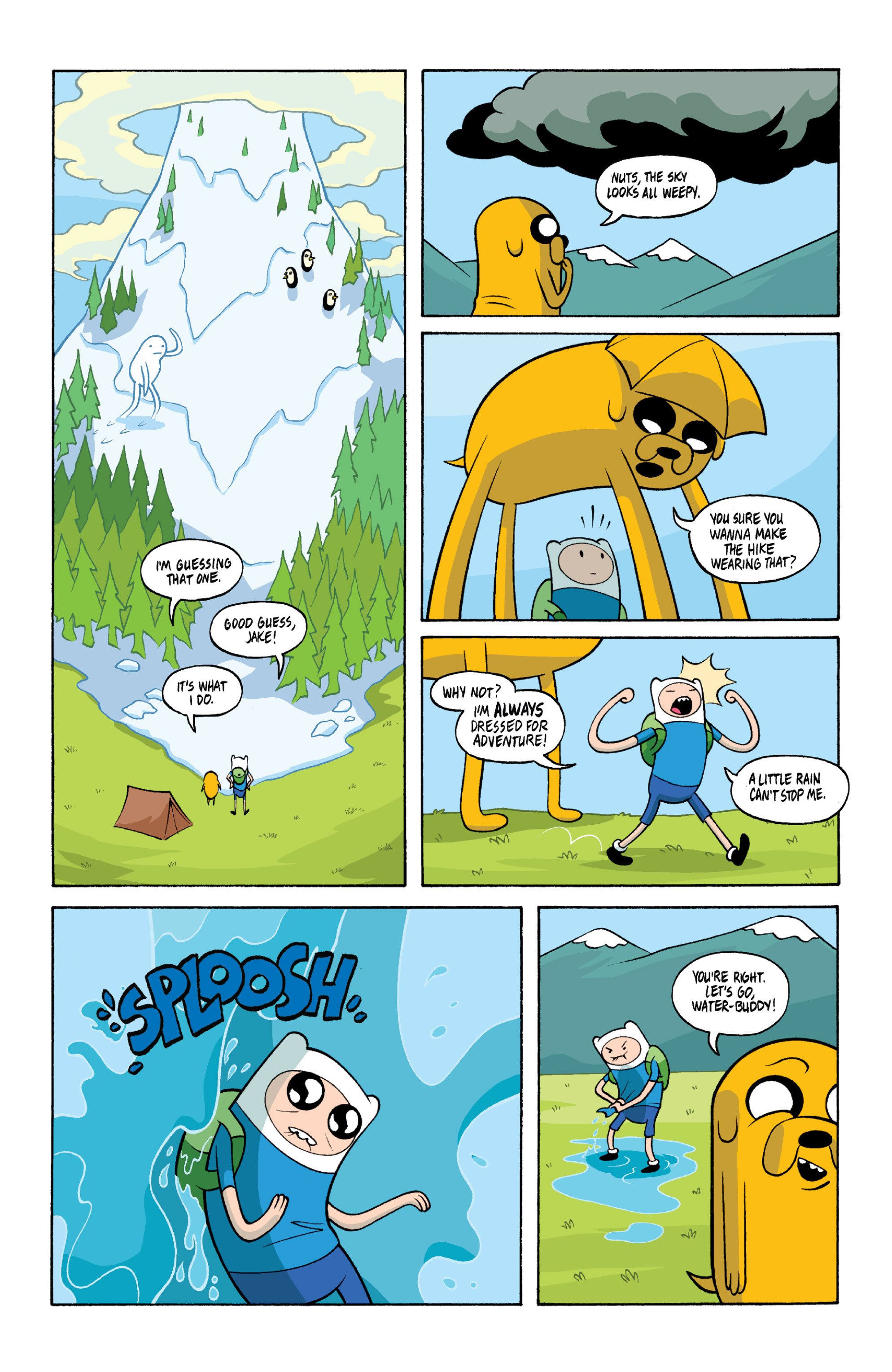 Read online Adventure Time comic -  Issue #Adventure Time _Annual 1 - 23