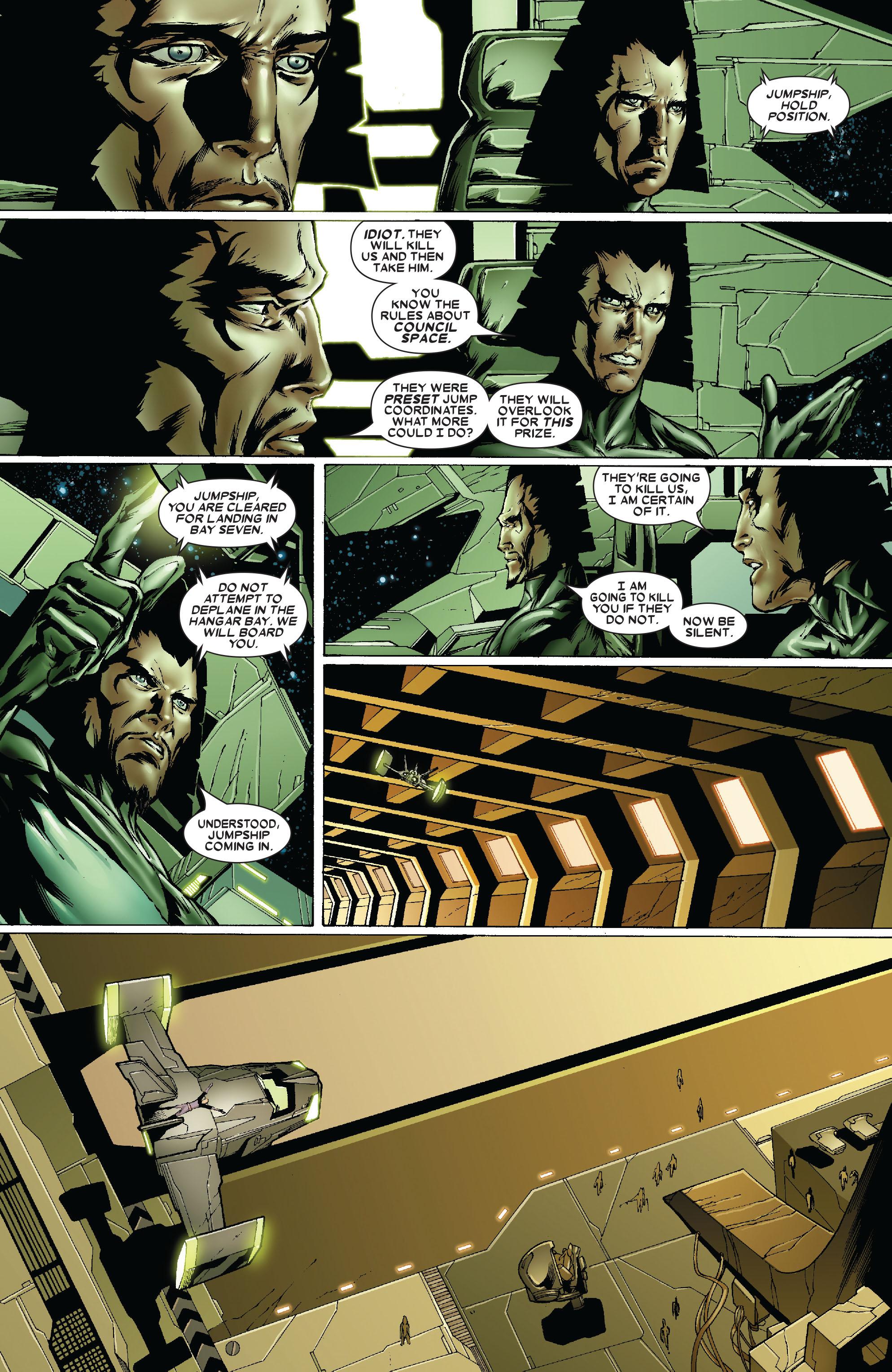 Read online Uncanny X-Men (1963) comic -  Issue #481 - 10