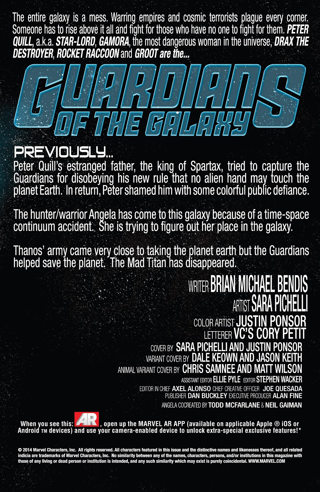 Guardians of the Galaxy/All-New X-Men: The Trial of Jean Grey issue TPB - Page 24
