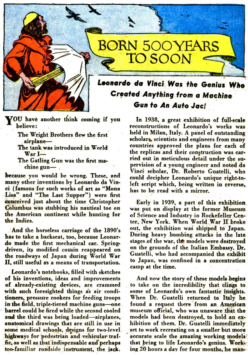 Read online Adventure Comics (1938) comic -  Issue #184 - 31