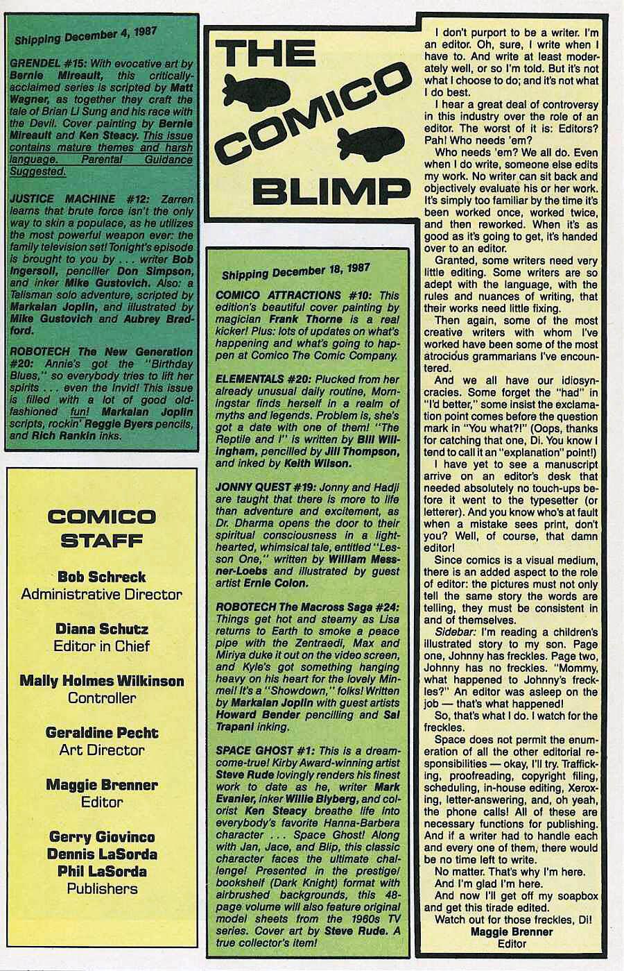 Elementals (1984) issue 19 - Page 31