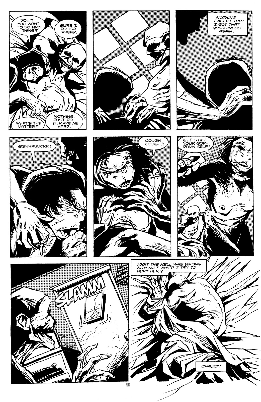 Read online Freaks' Amour comic -  Issue # TPB (Part 1) - 97