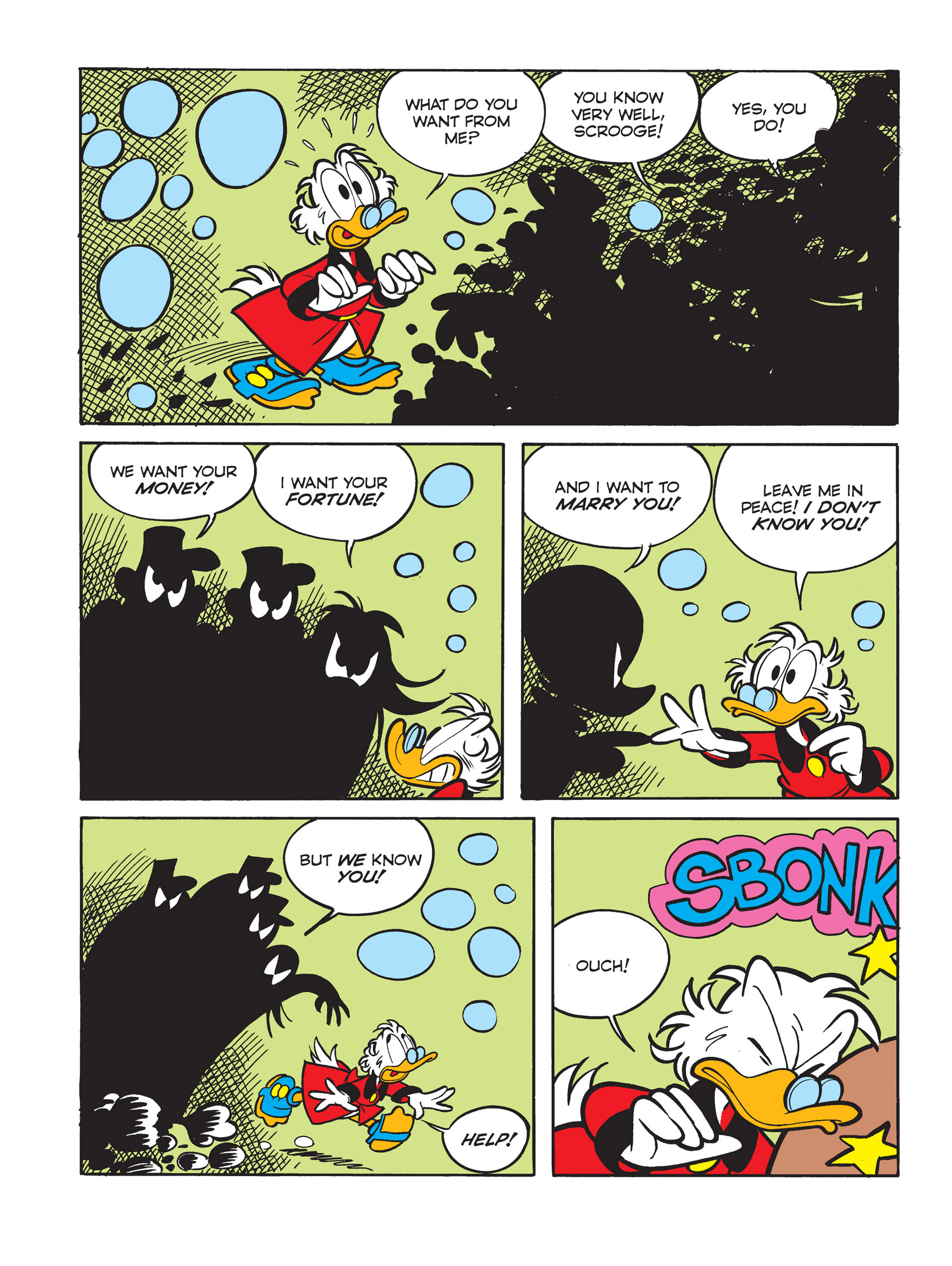 Read online All of Scrooge McDuck's Millions comic -  Issue #10 - 20