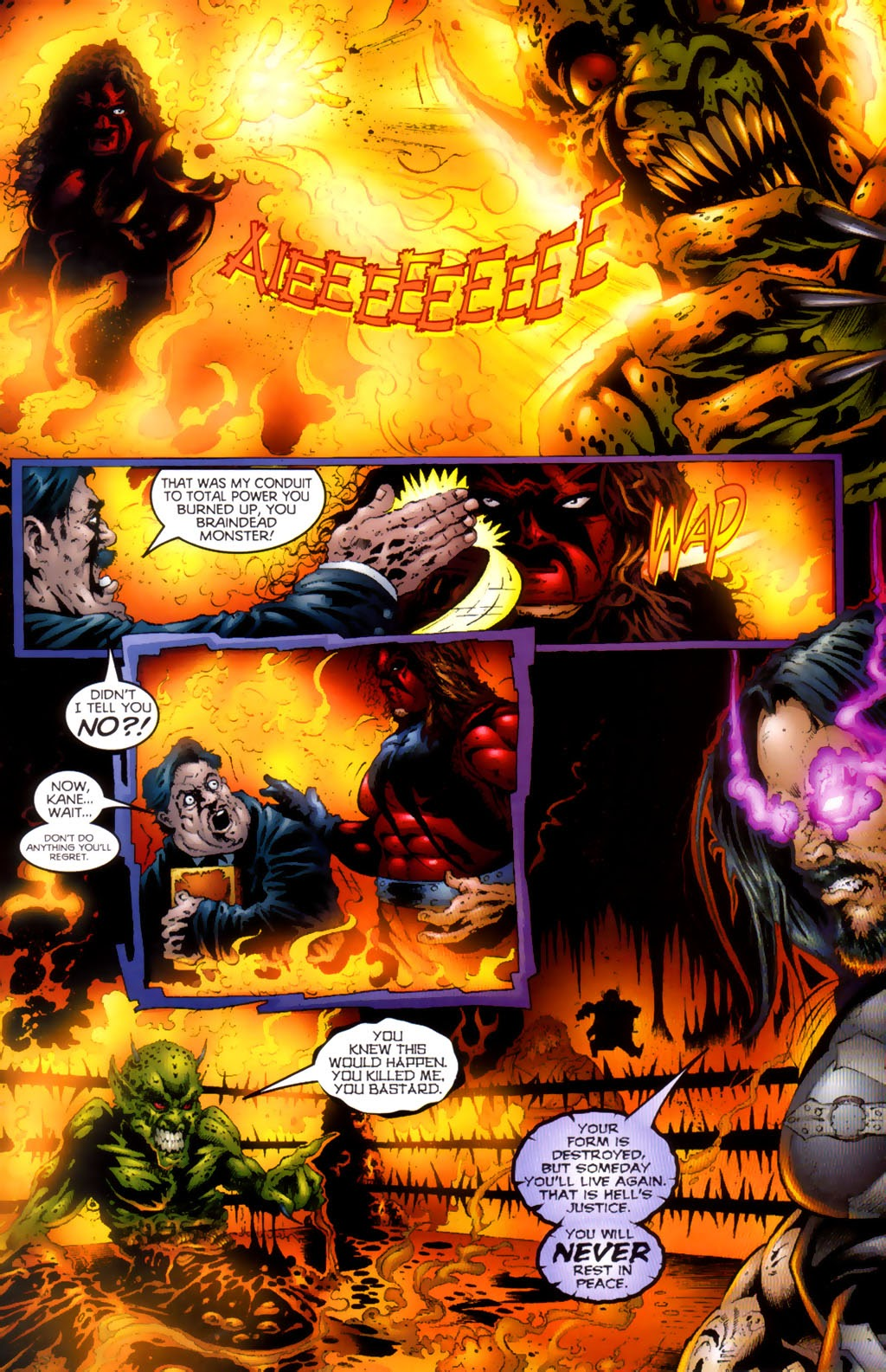 Read online Undertaker (1999) comic -  Issue #0.5 - 16