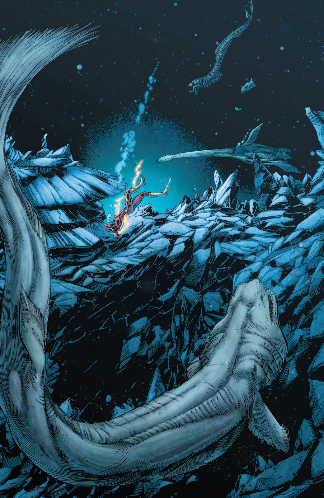 Read online The Flash (2011) comic -  Issue # _TPB 8 (Part 2) - 18