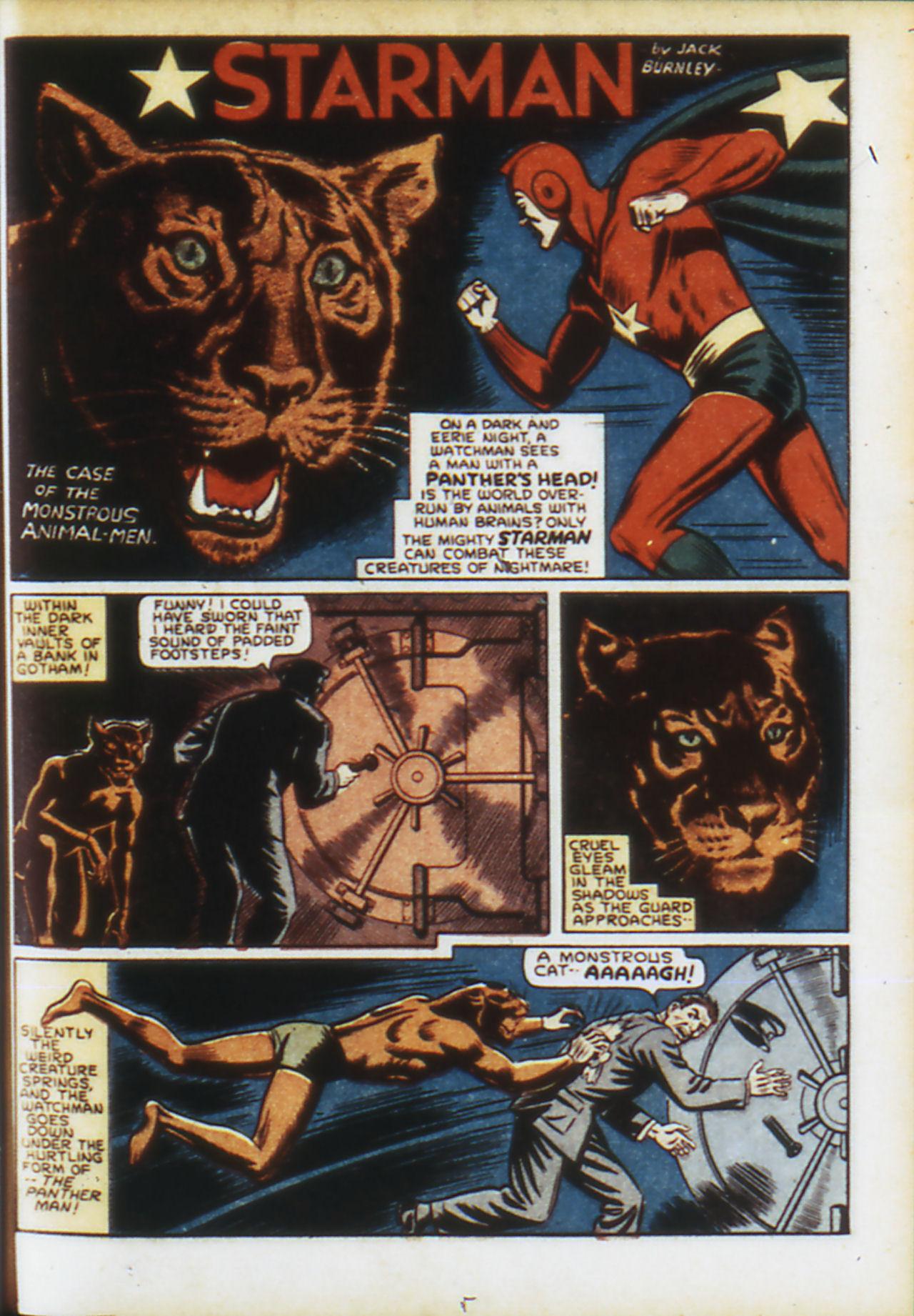 Read online Adventure Comics (1938) comic -  Issue #74 - 4