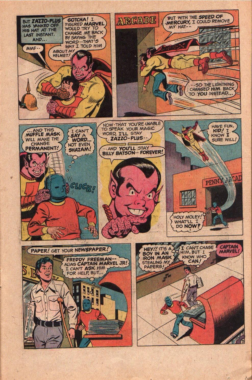 Read online Shazam! (1973) comic -  Issue #19 - 15