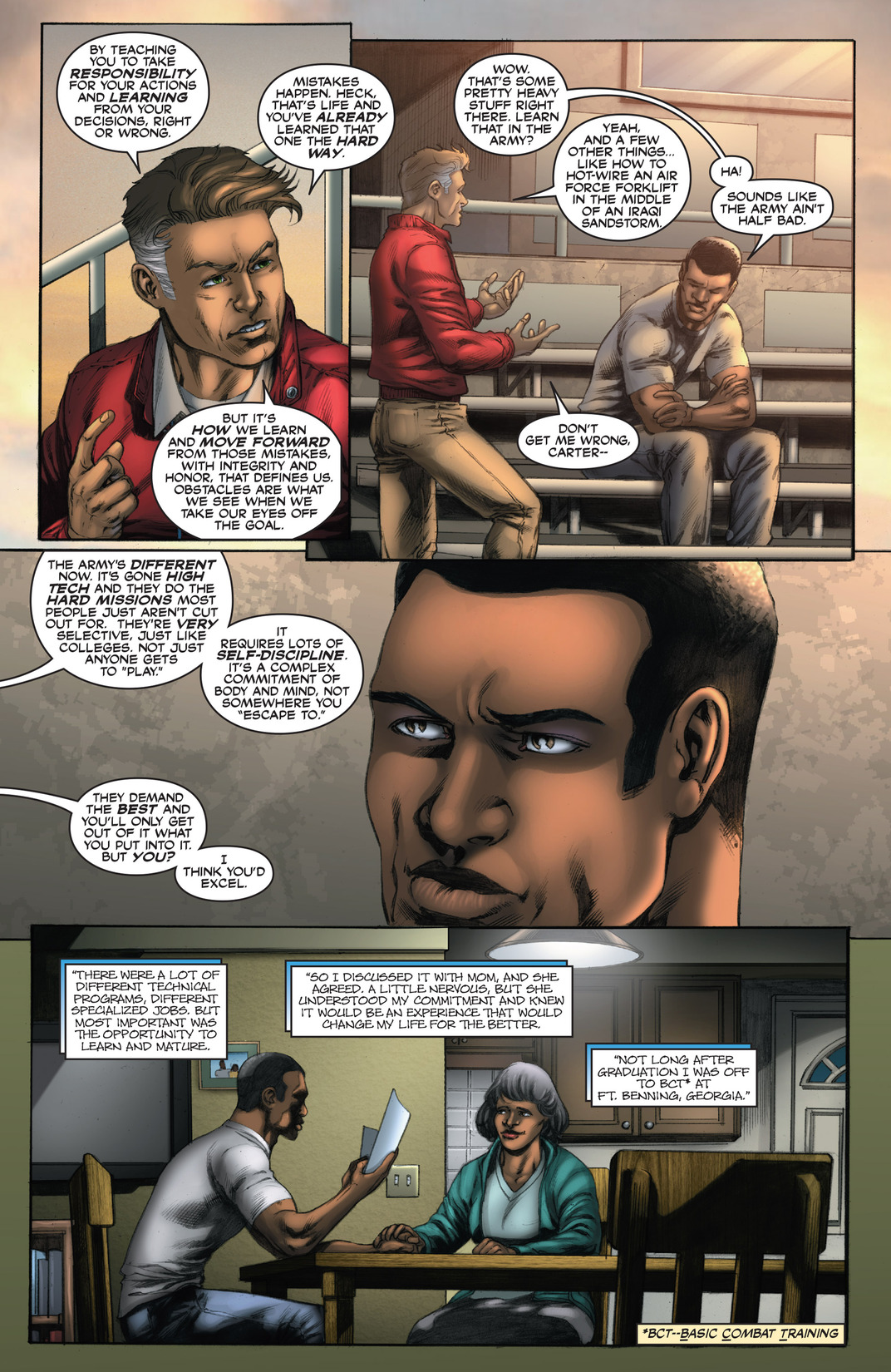 Read online America's Army comic -  Issue #13 - 9