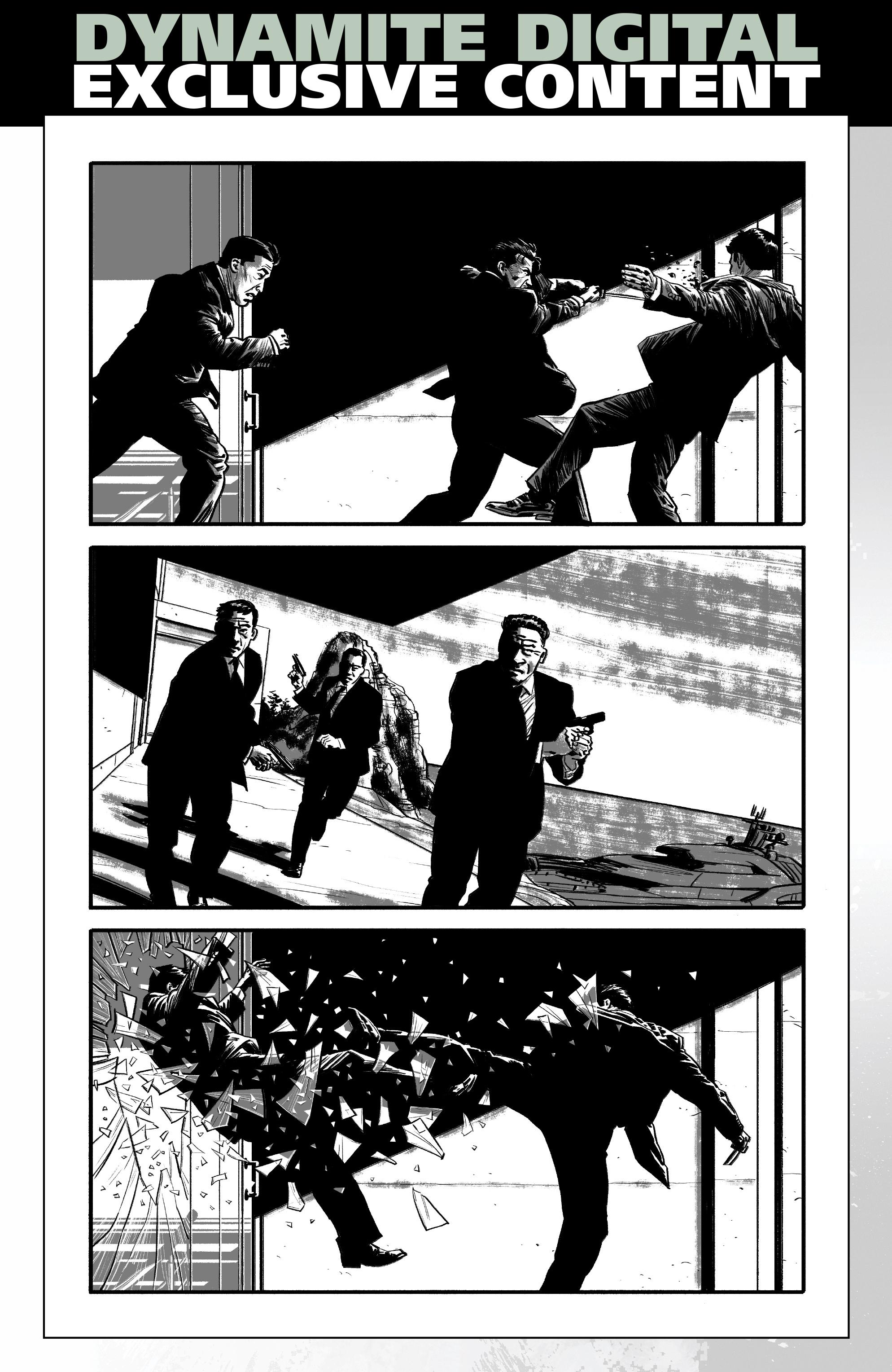 Read online James Bond: Felix Leiter comic -  Issue #5 - 25