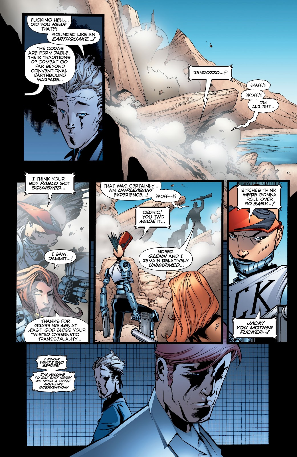 Wildcats Version 3.0 Issue #23 #23 - English 4