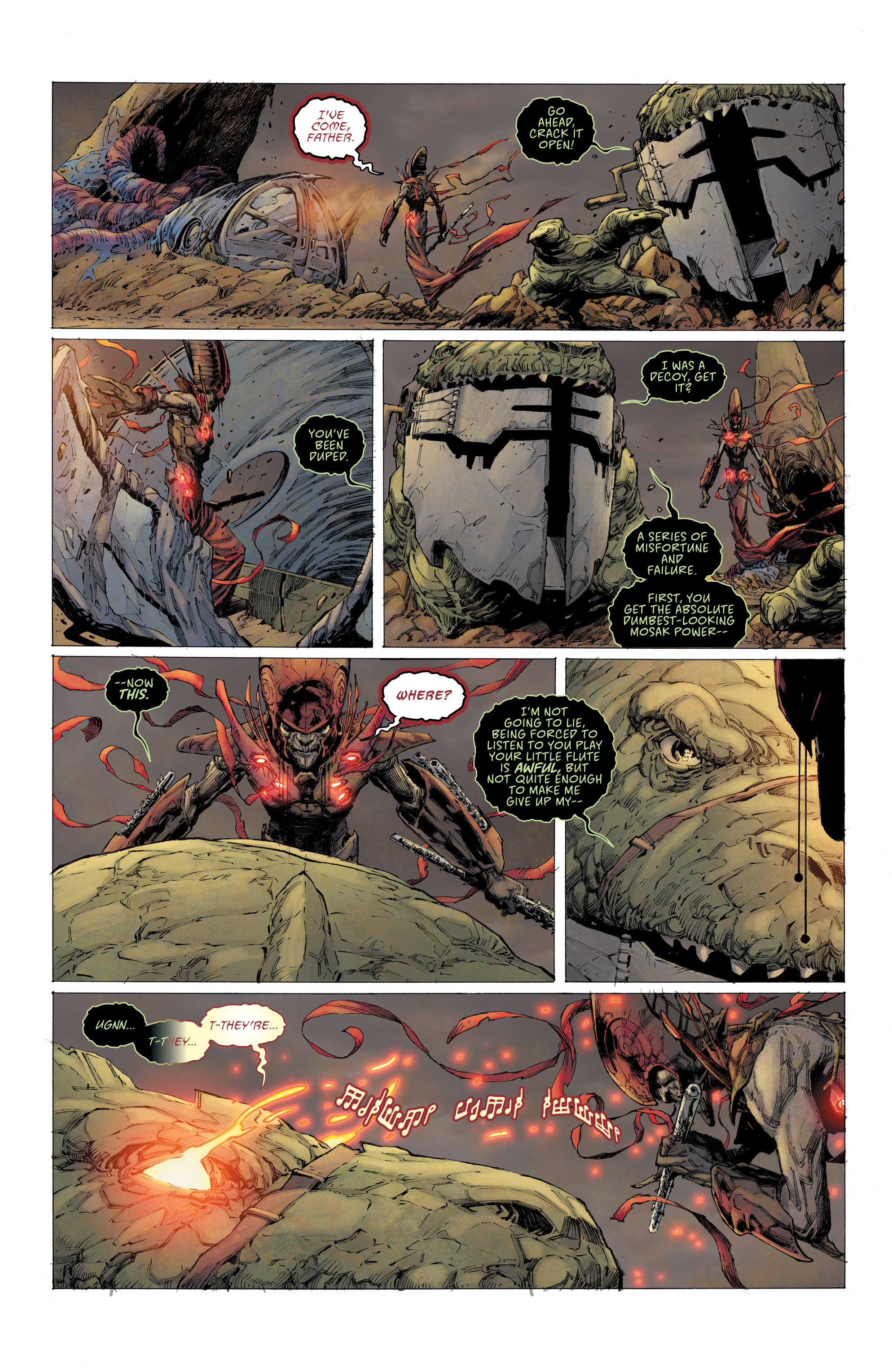 Read online Seven To Eternity comic -  Issue #4 - 17