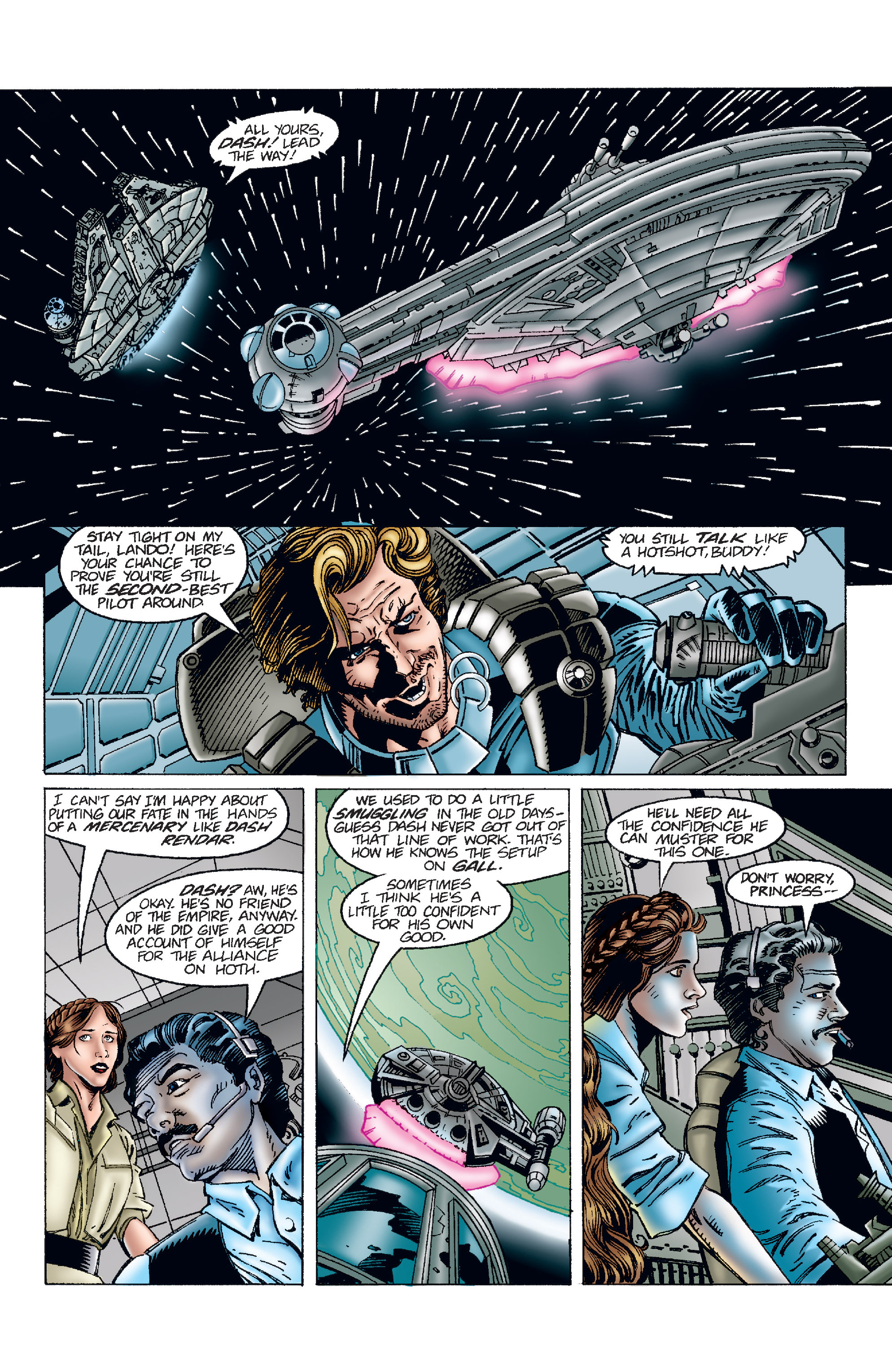 Read online Star Wars Omnibus comic -  Issue # Vol. 11 - 37
