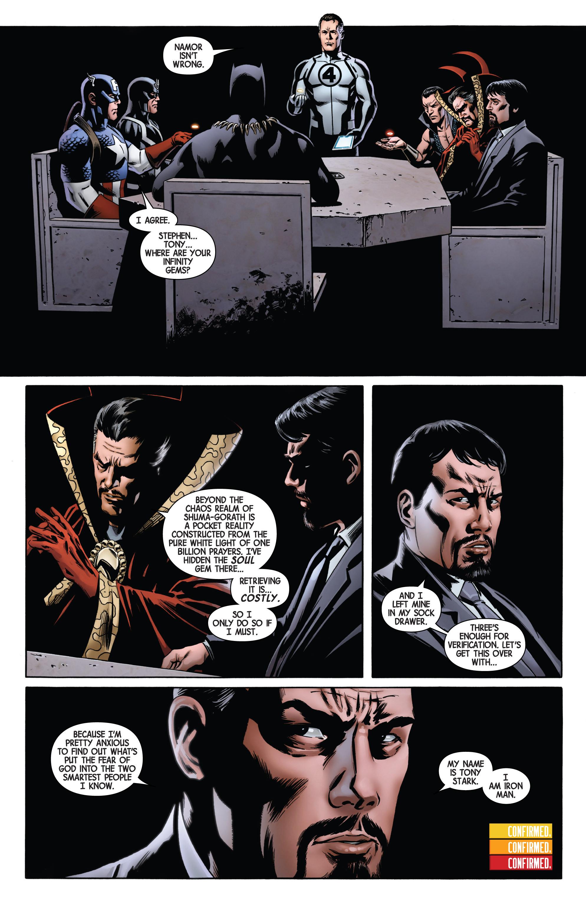 Read online Secret Wars Prelude comic -  Issue # Full - 207