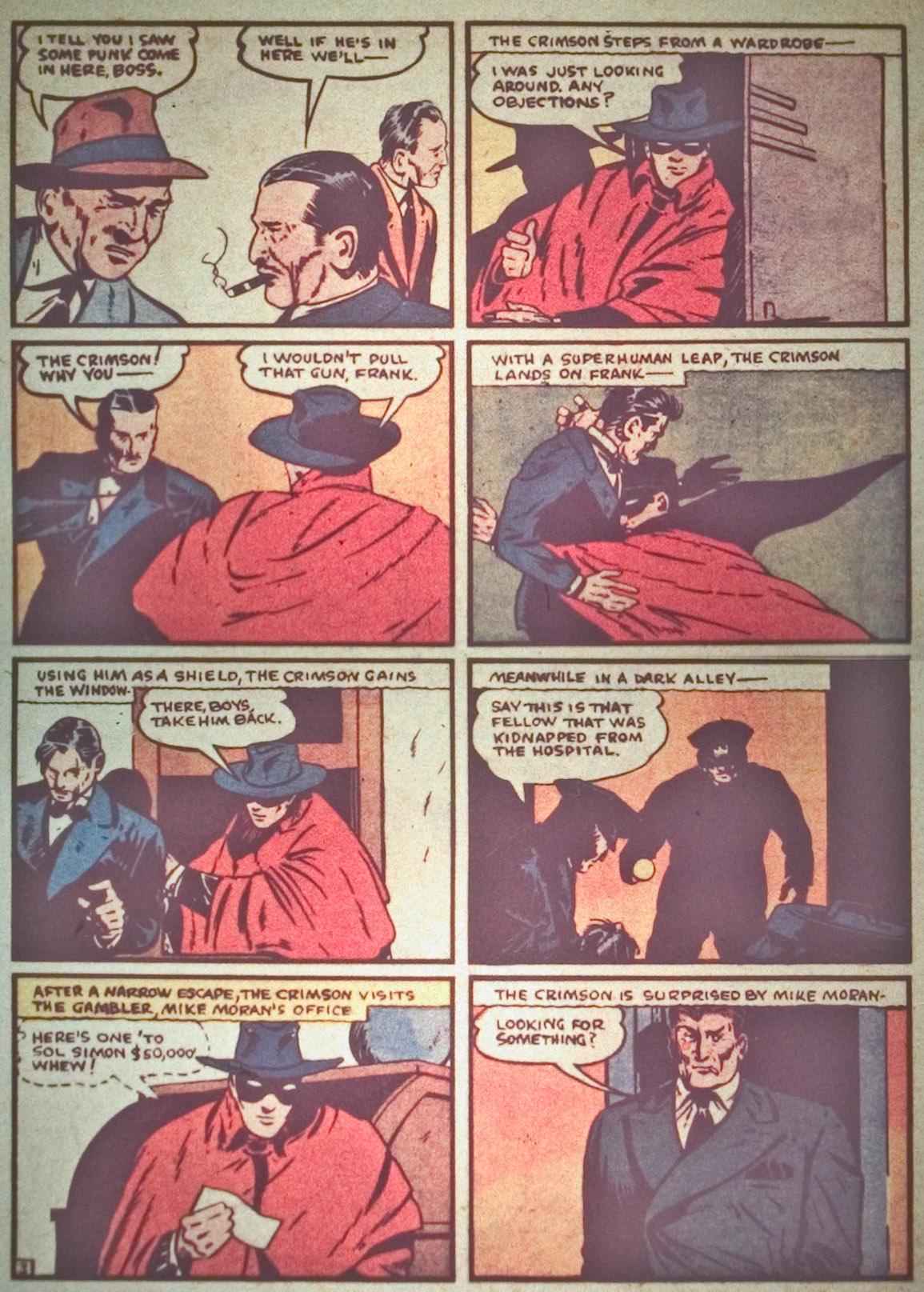Read online Detective Comics (1937) comic -  Issue #27 - 31