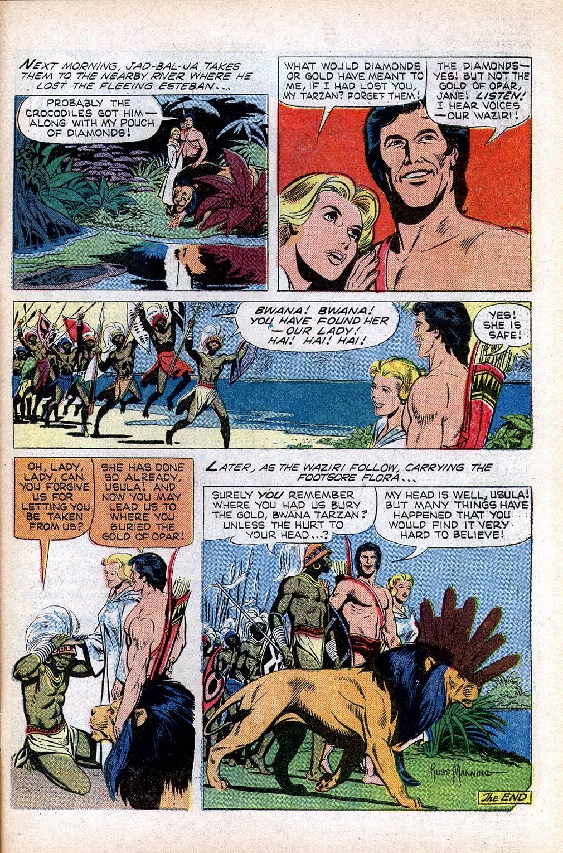 Tarzan (1962) issue 173 - Page 27