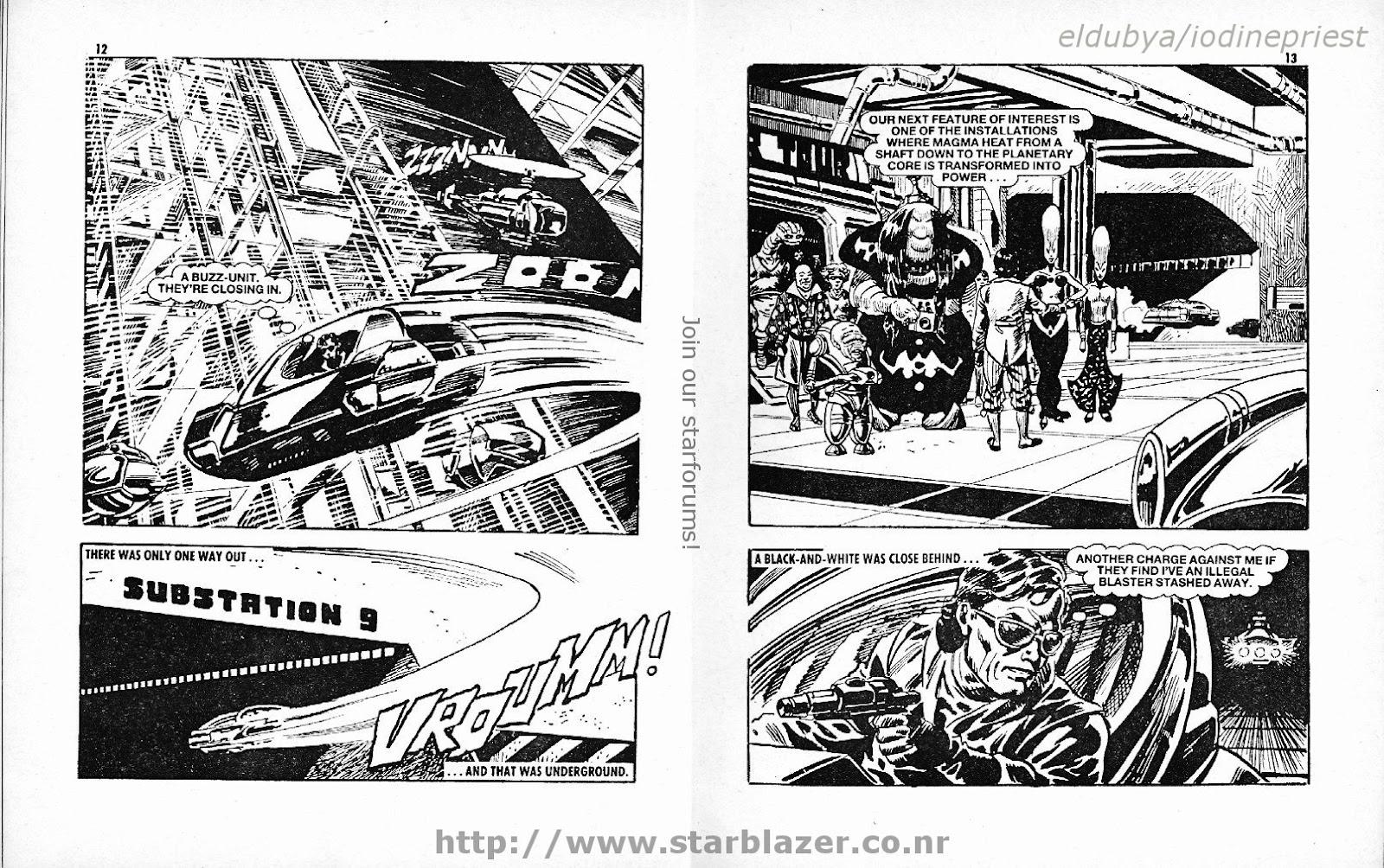 Starblazer issue 199 - Page 8