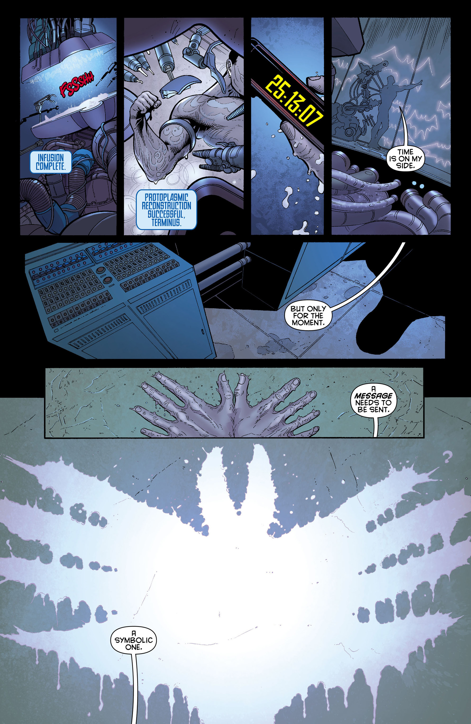 Read online Batman and Robin (2011) comic -  Issue #10 - 20