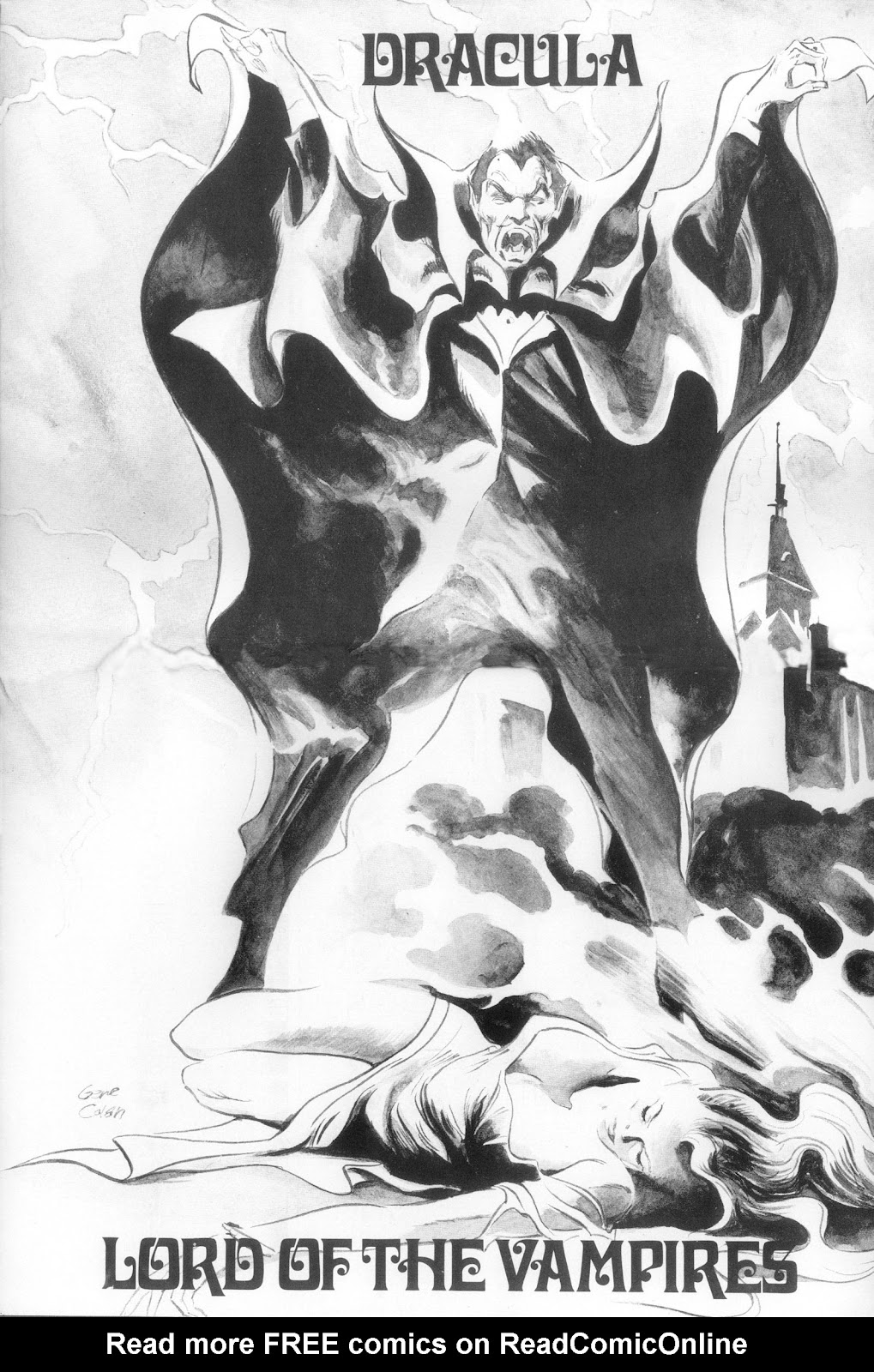 Dracula Lives issue 5 - Page 3
