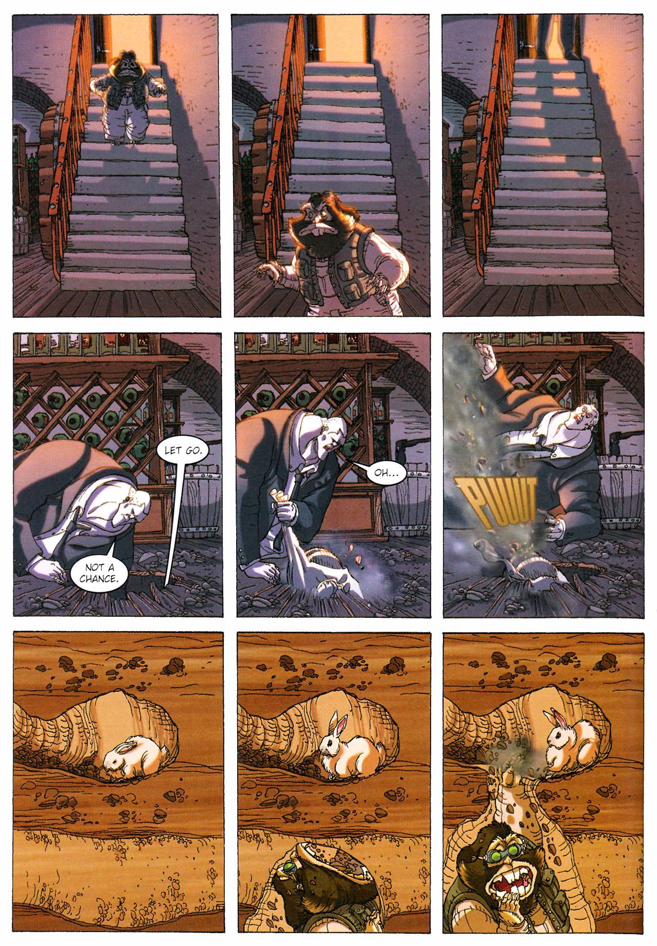 Read online Artemis Fowl: The Graphic Novel comic -  Issue #Artemis Fowl: The Graphic Novel Full - 83