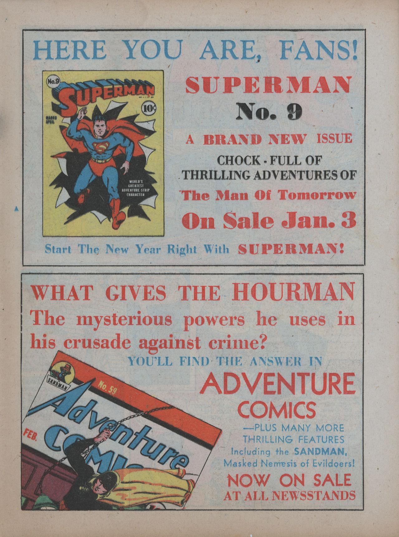 Read online Detective Comics (1937) comic -  Issue #48 - 57