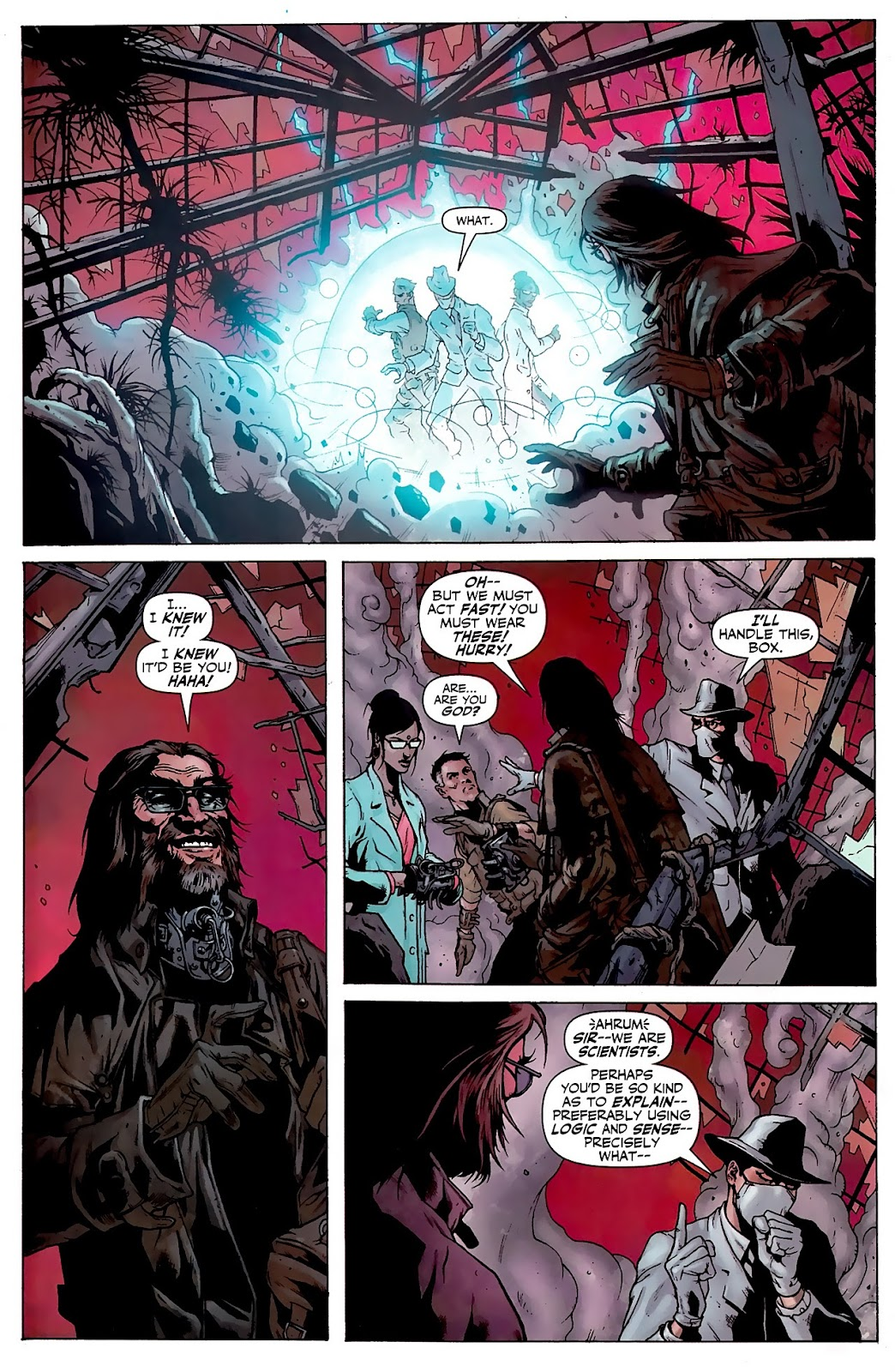 Read online X-Men: Second Coming Revelations comic -  Issue # TPB (Part 1) - 37
