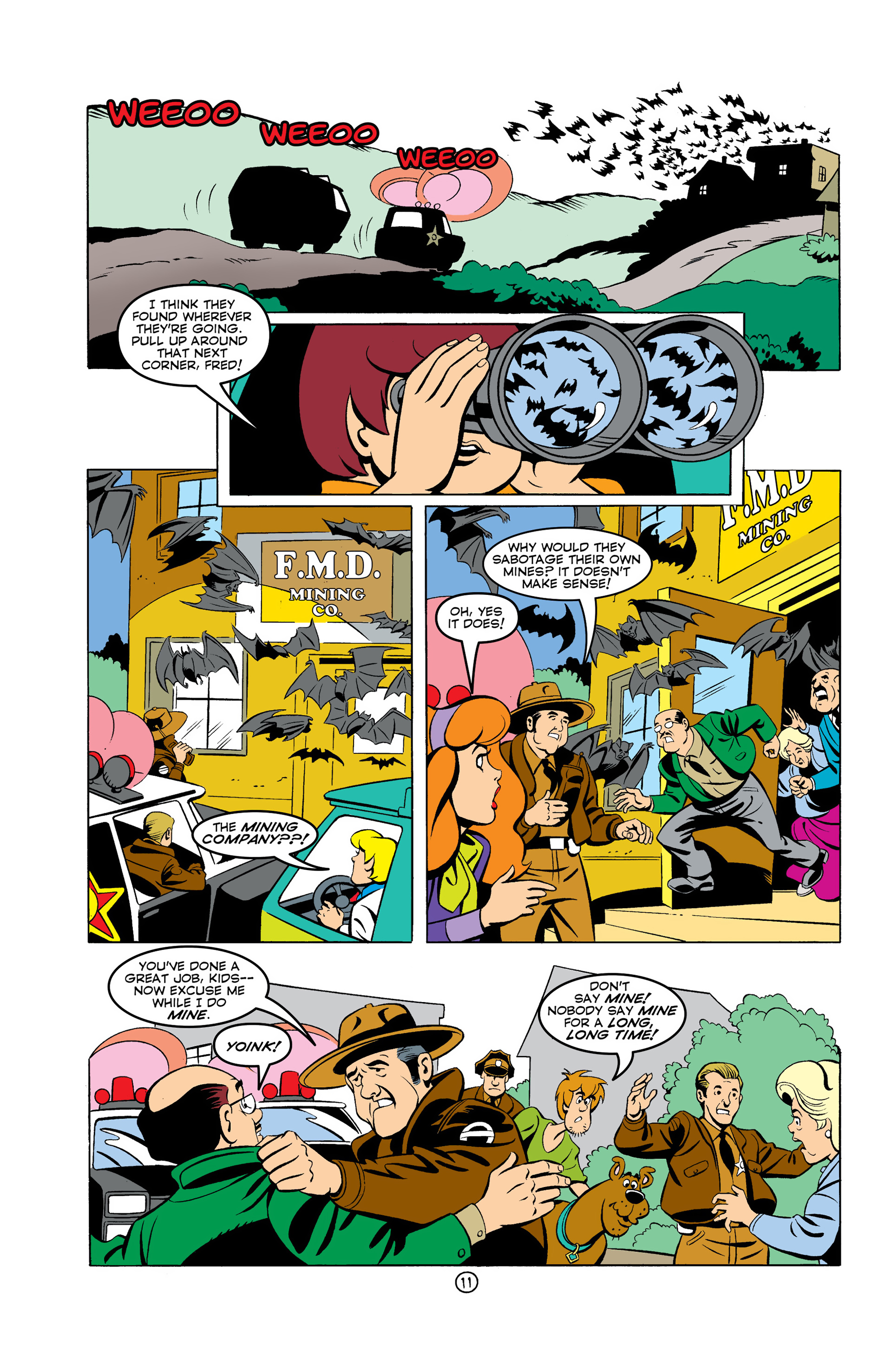 Read online Scooby-Doo (1997) comic -  Issue #47 - 12